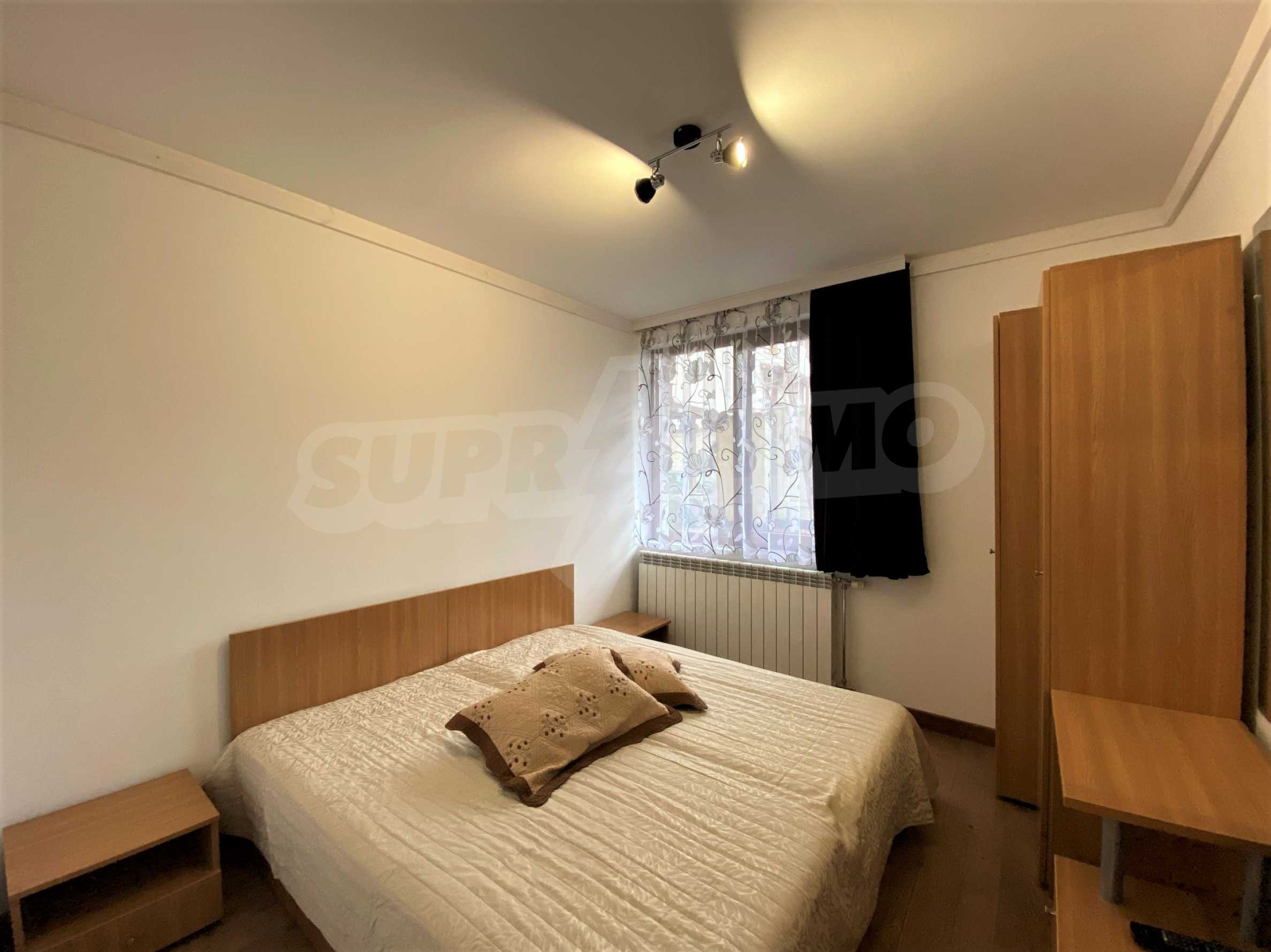 Two-bedroom apartment in a well-maintained building in Bansko 5