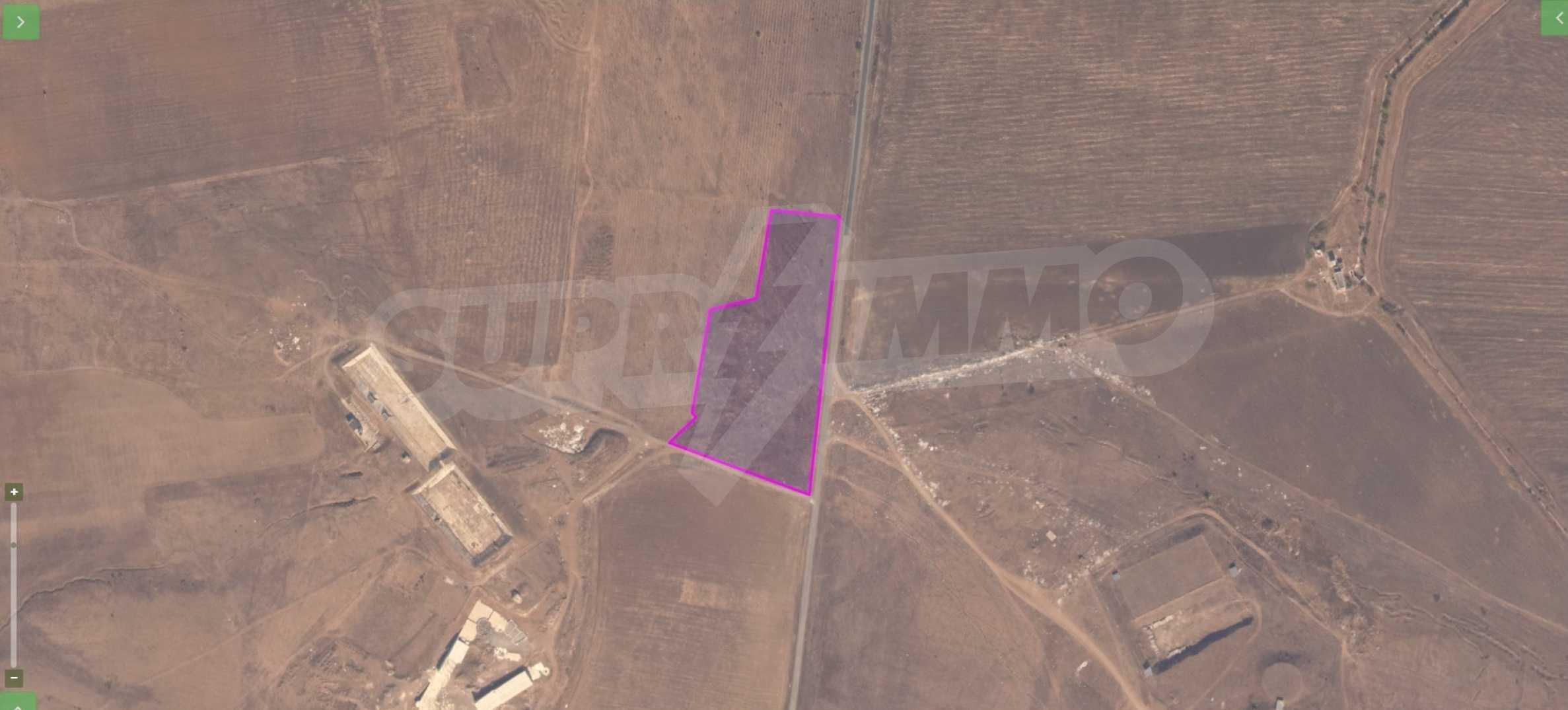 Парцел за инвестиция до исторически комплекс Ахелой 917, на няколко км от Слънчев бряг, до Тънково и Ахелой 4