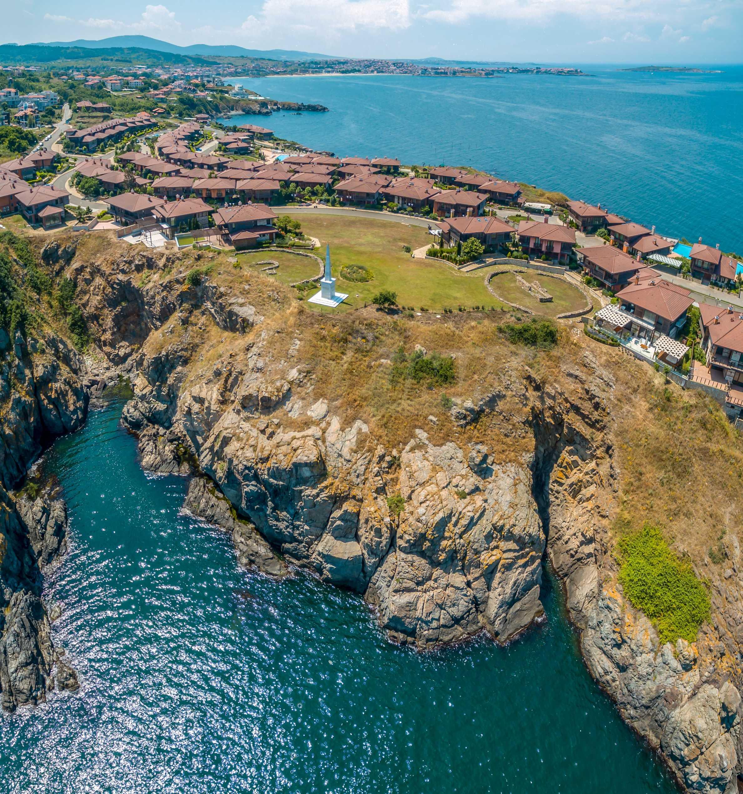 Созополис - уникальный прибрежный комплекс вблизи Созополя 45