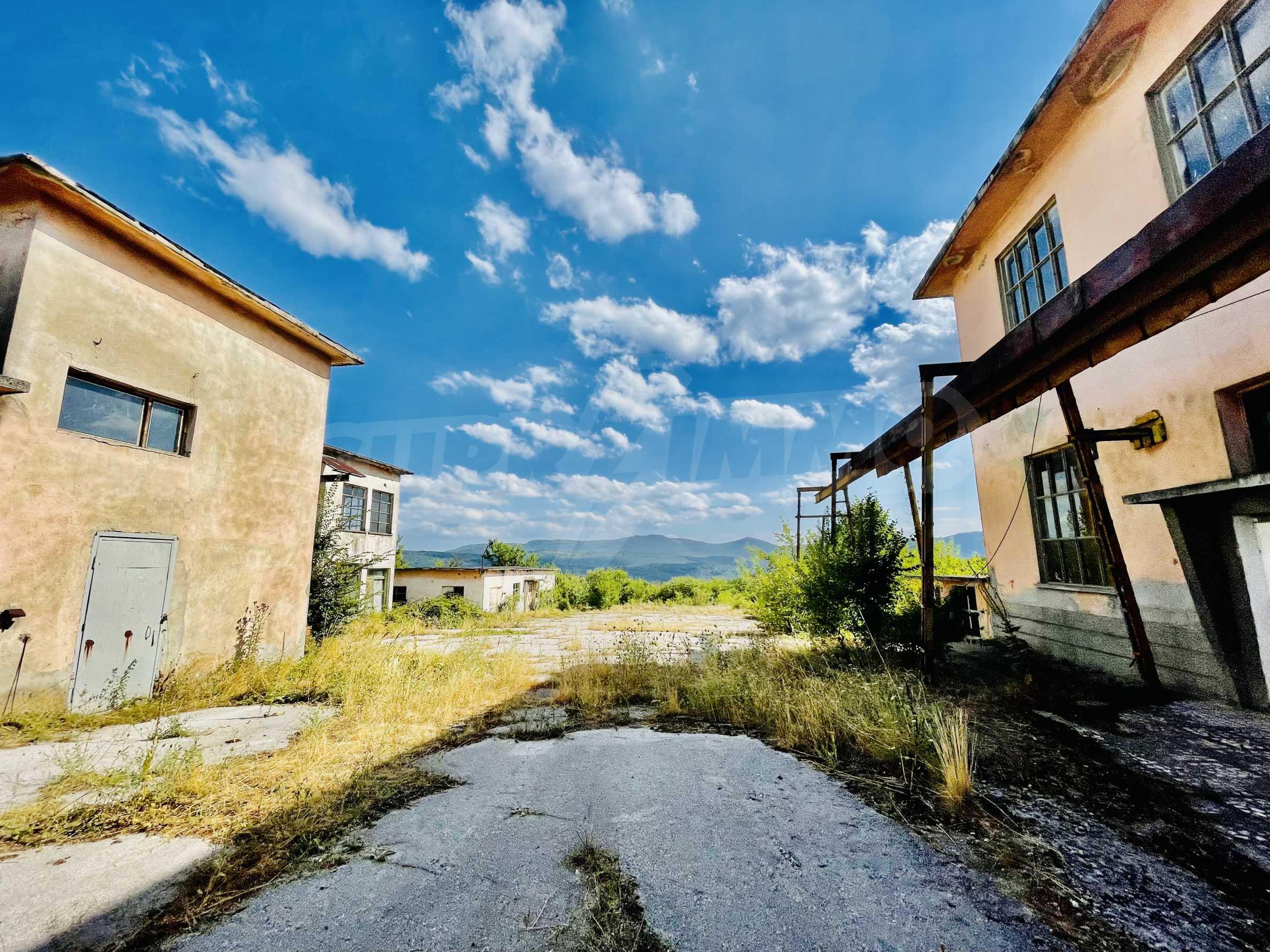 Factory for sale near Veliko Tarnovo 3