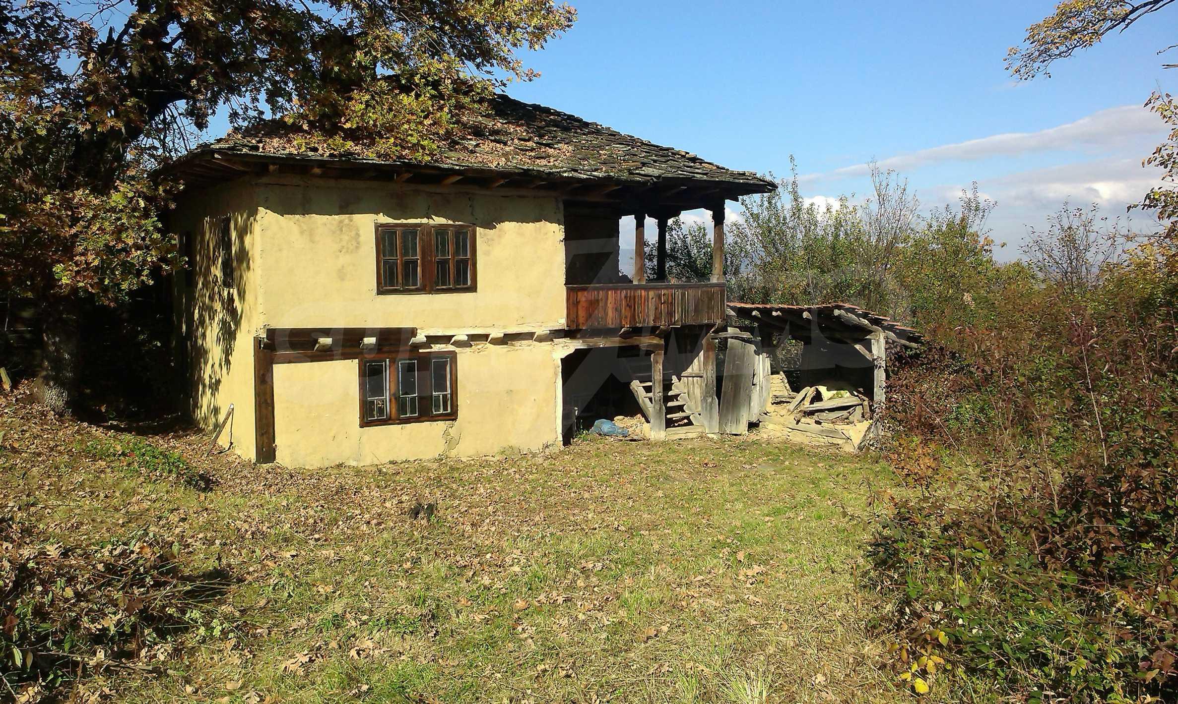 Двуетажна къща в красиво планинско село, до езеро 19
