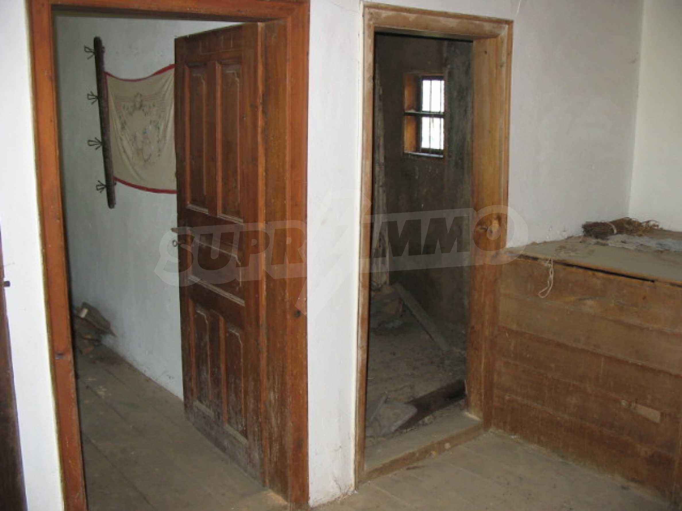 Старинный дом 10