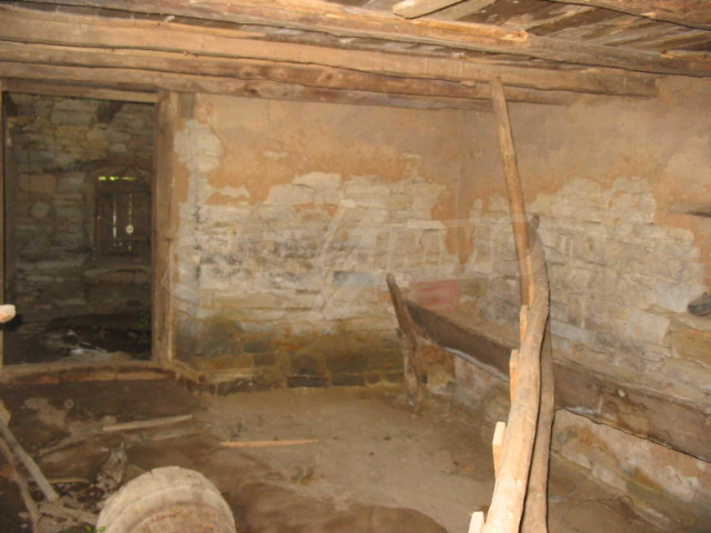 Старинный дом 11