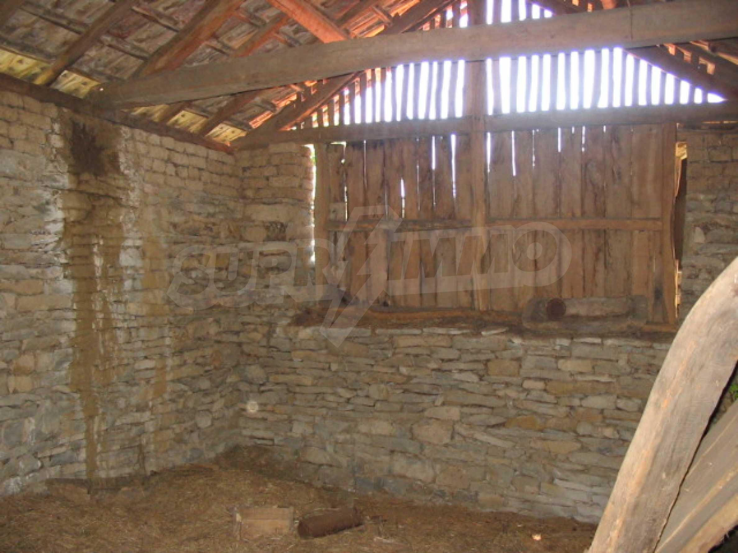 Старинный дом 13