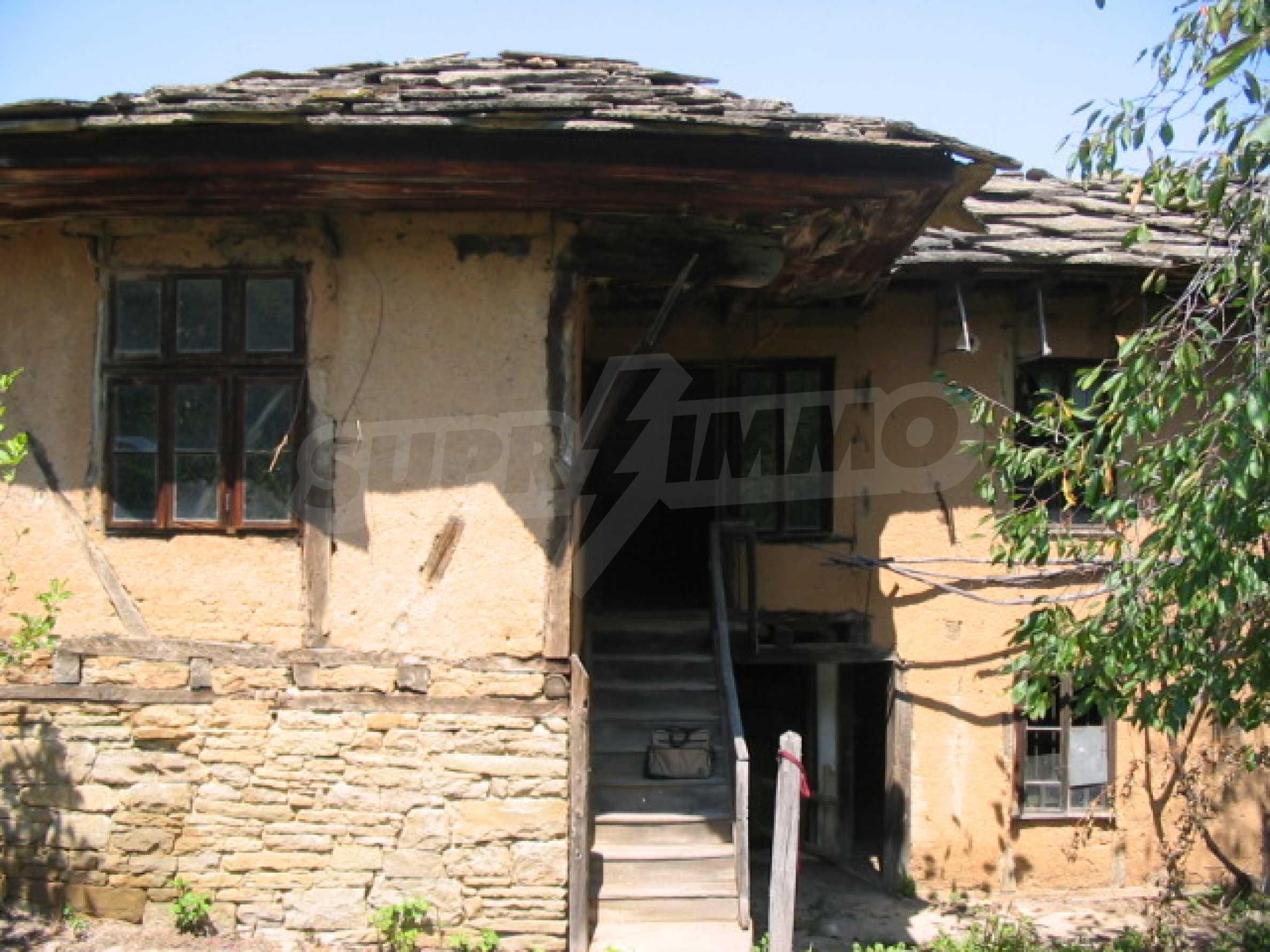 Старинный дом 3