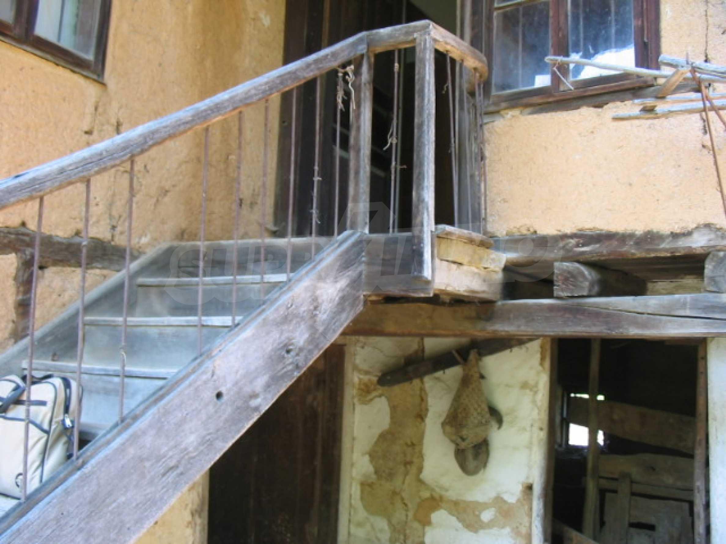 Старинный дом 5