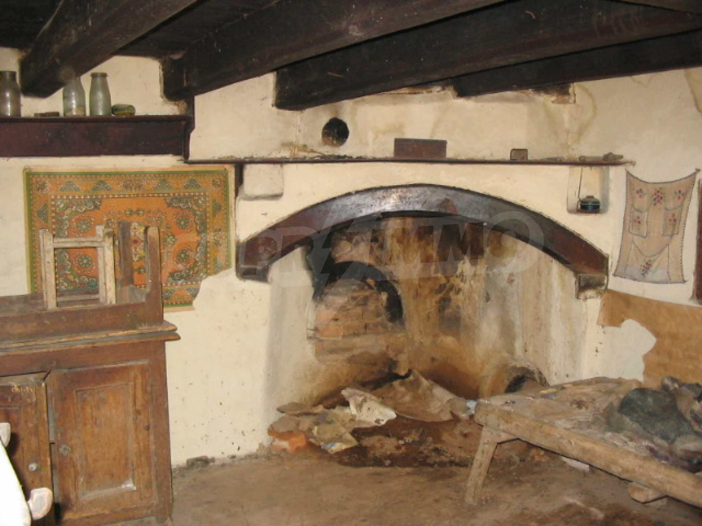 Старинный дом 6