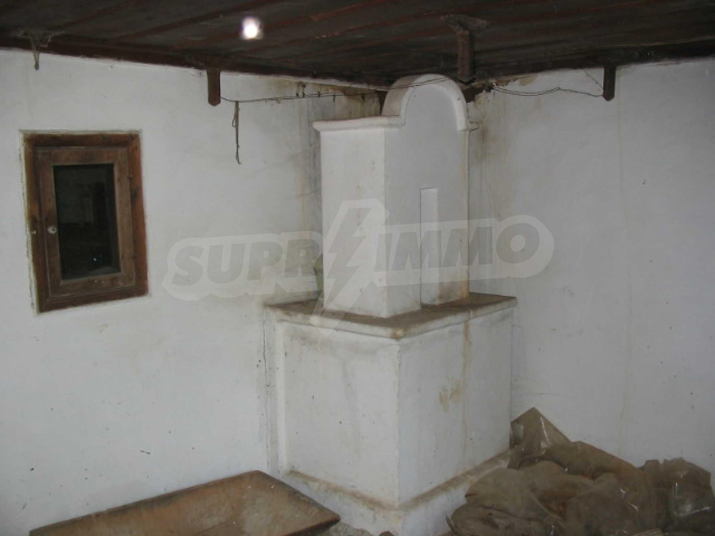 Старинный дом 7