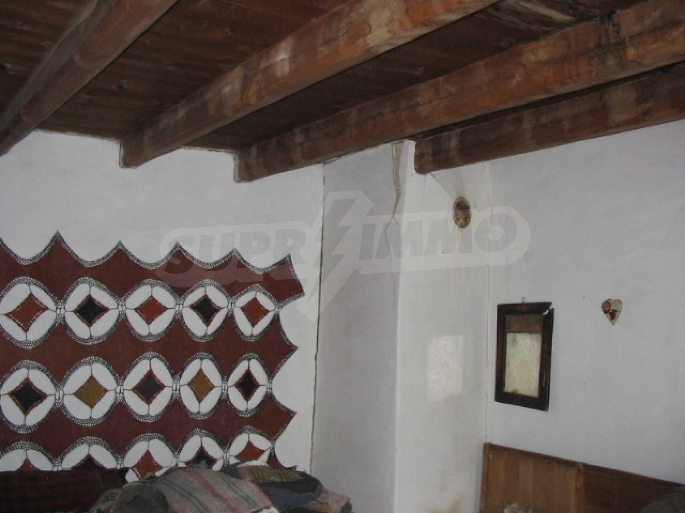 Старинный дом 8
