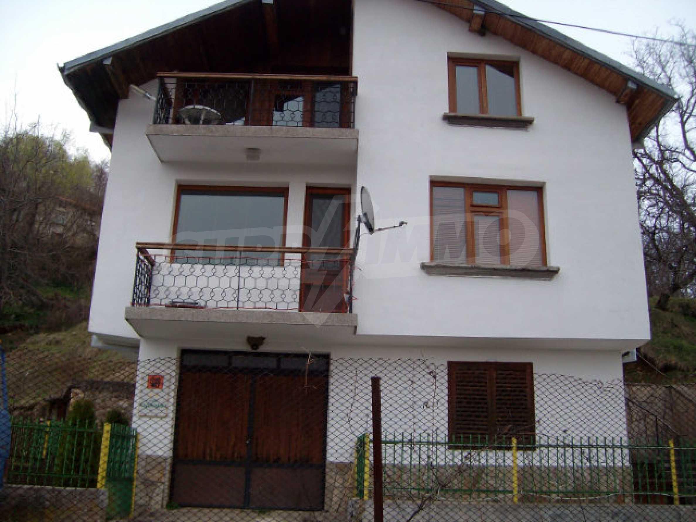 Villa near Smolyan