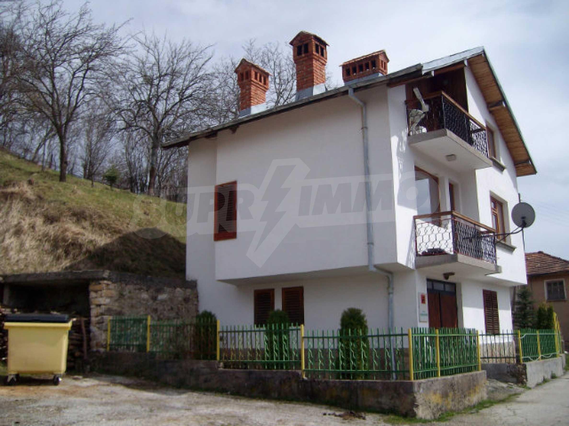 Villa near Smolyan 1