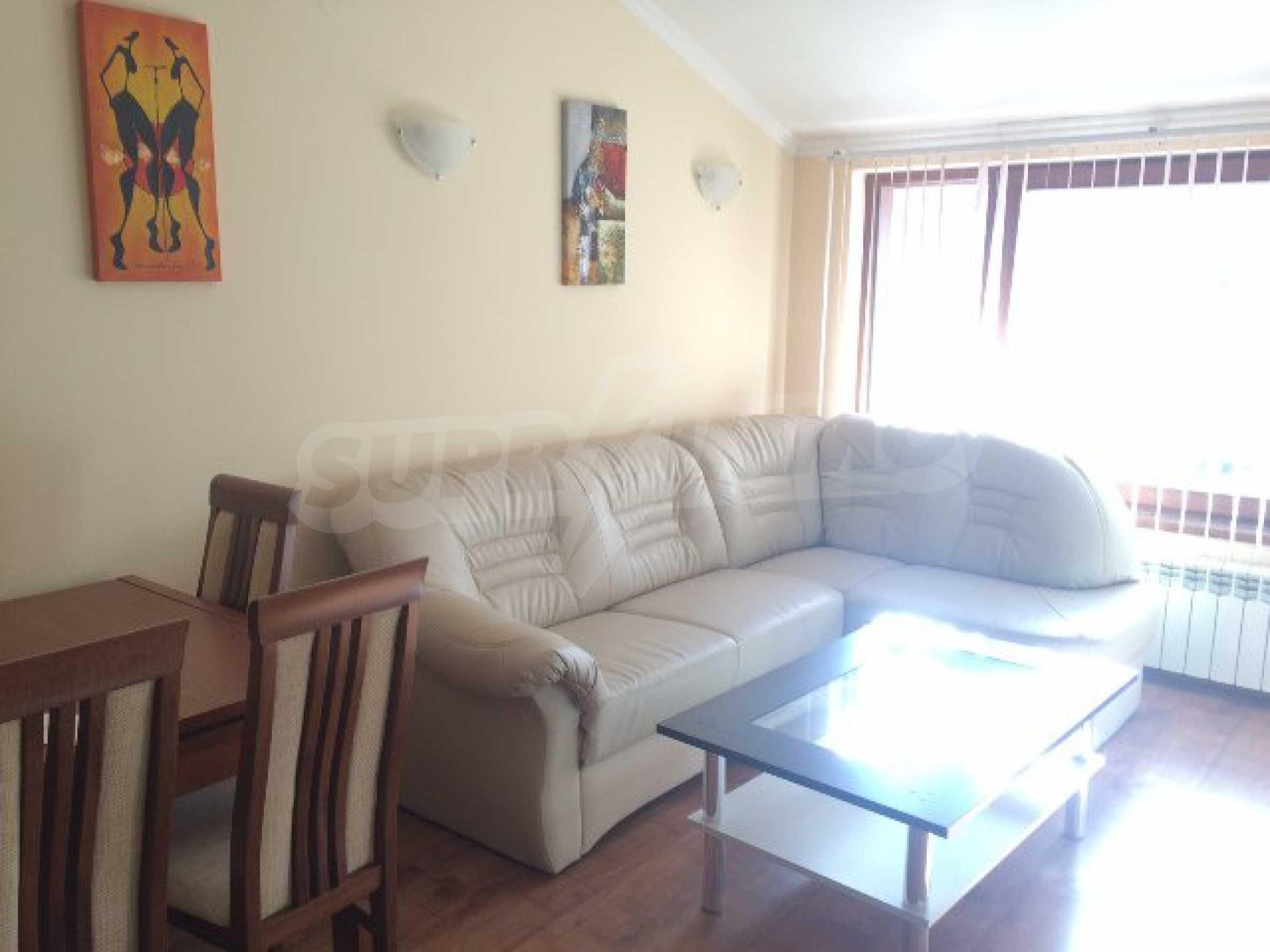 Уютен двустаен апартамент в Банско 1