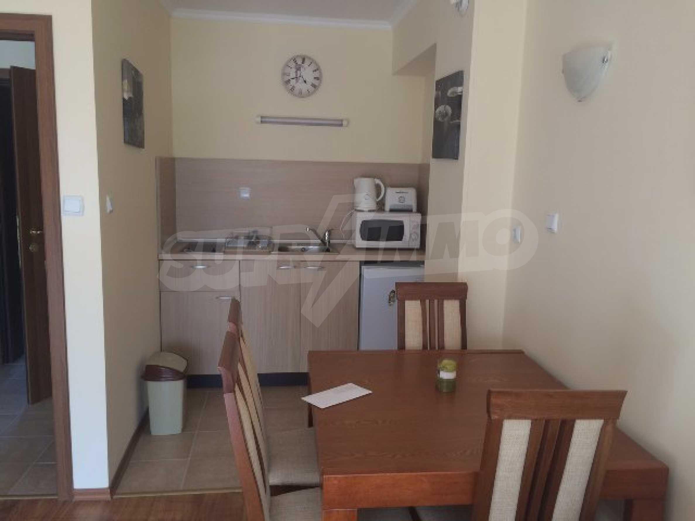 Уютен двустаен апартамент в Банско 2