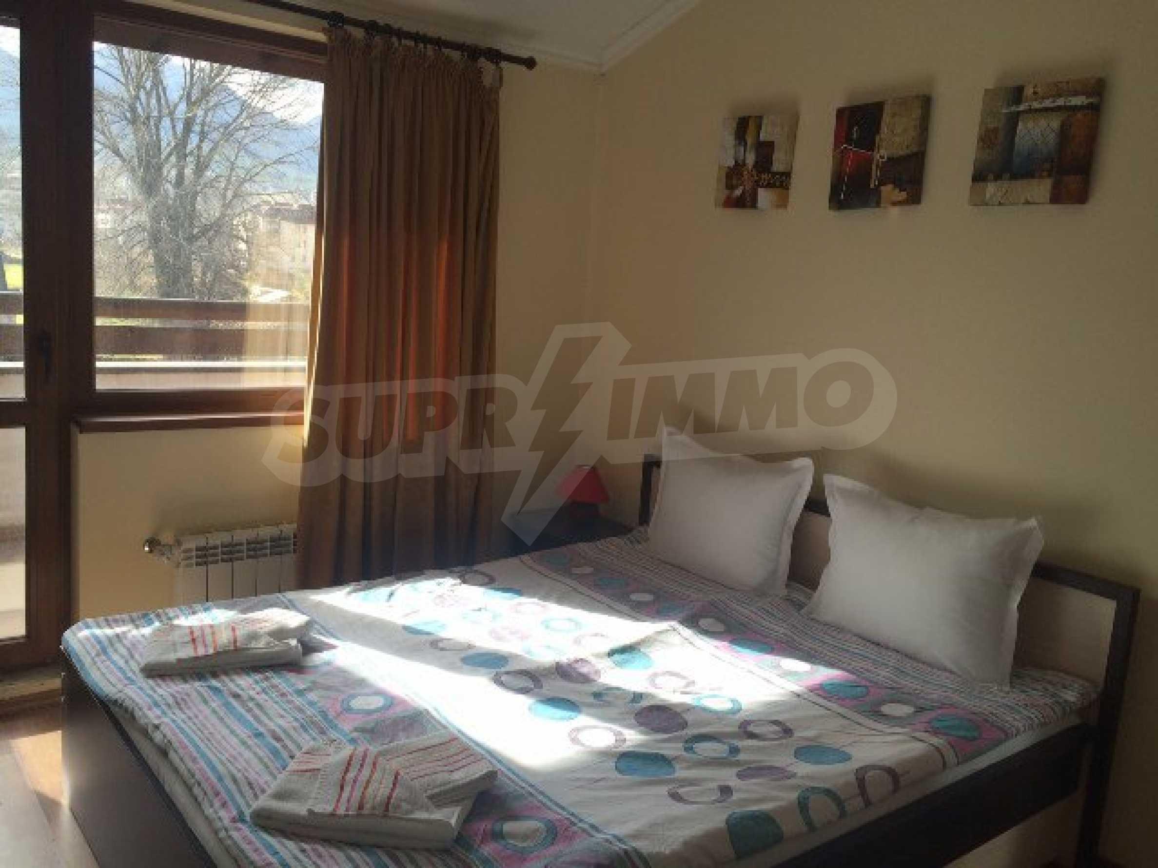 Уютен двустаен апартамент в Банско 5