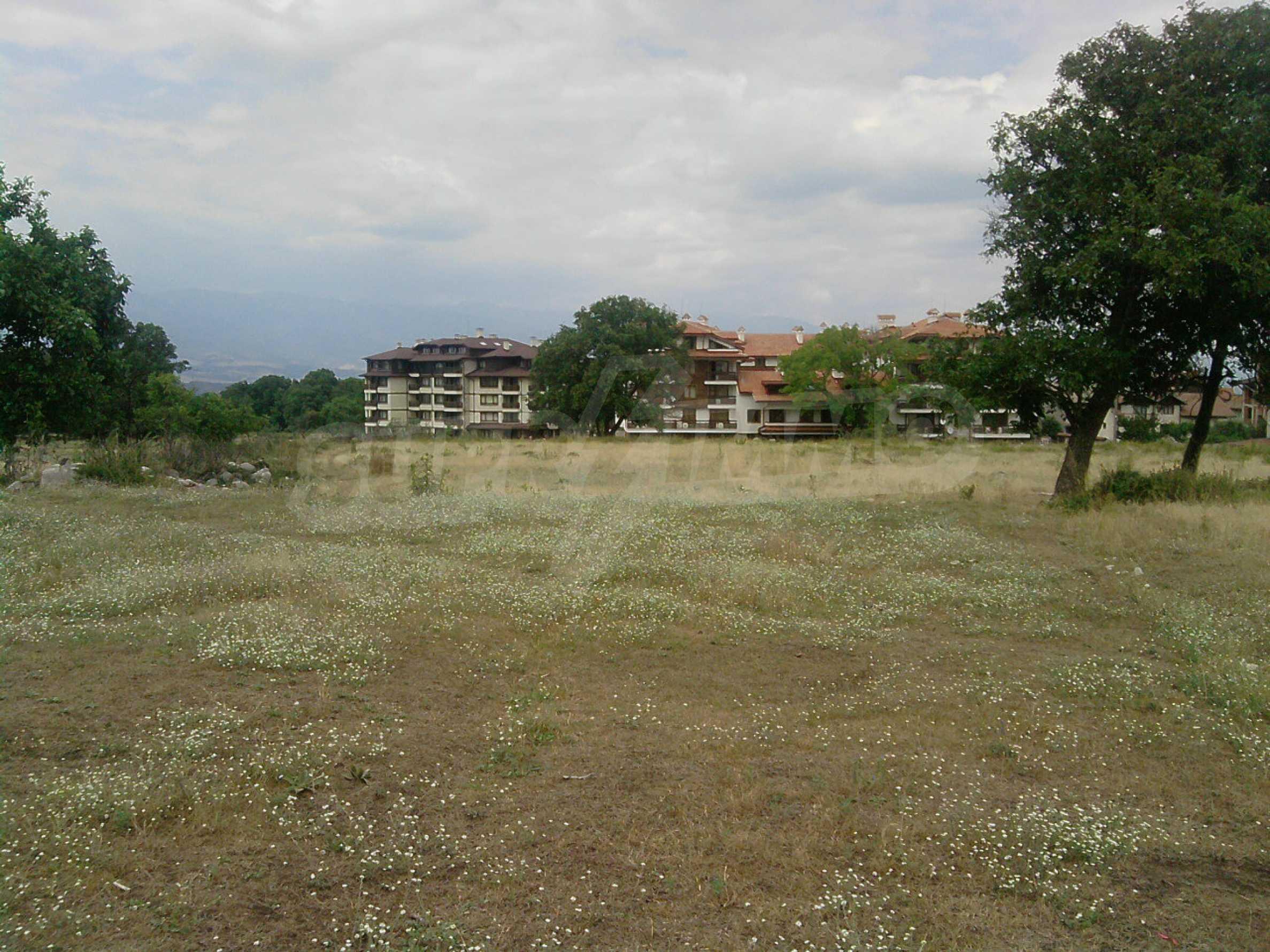 Baugrundstück 400 m vom Kabinenlift in Bansko entfernt 4