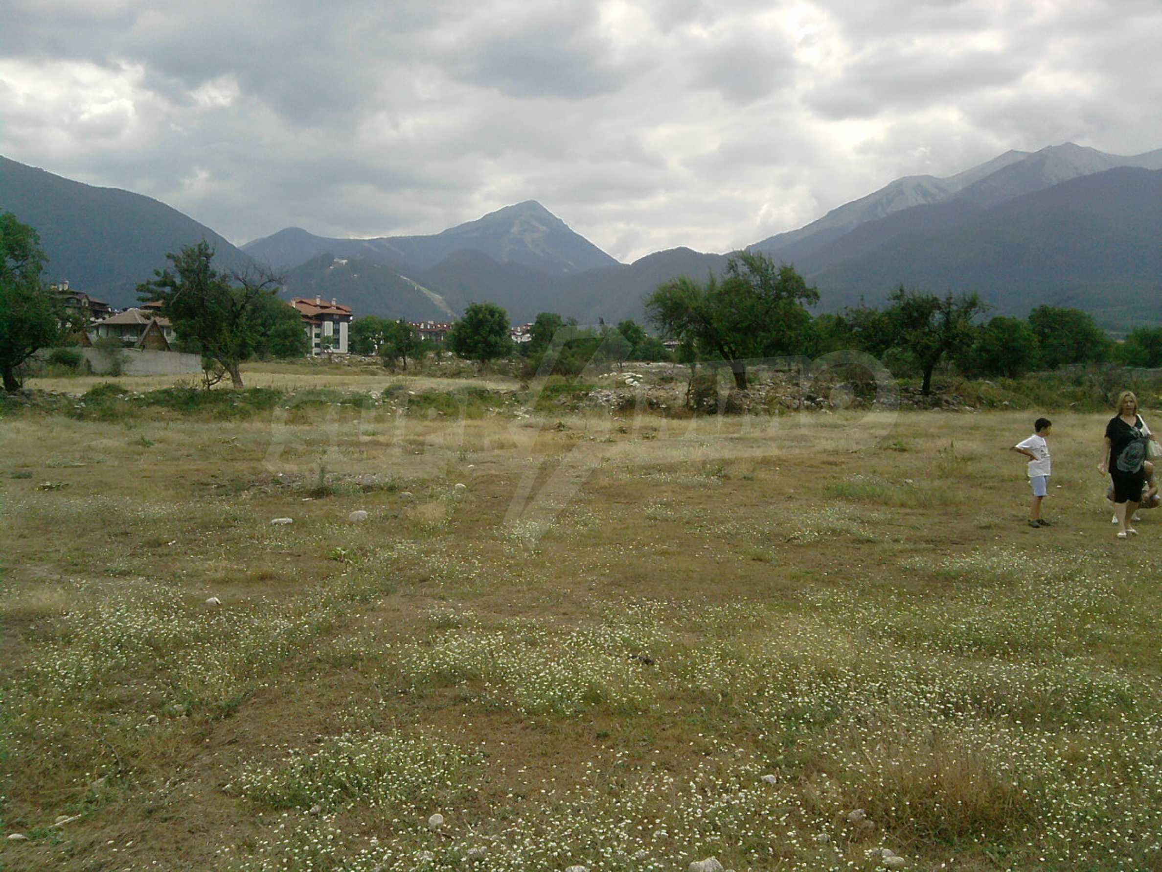 Baugrundstück 400 m vom Kabinenlift in Bansko entfernt 6
