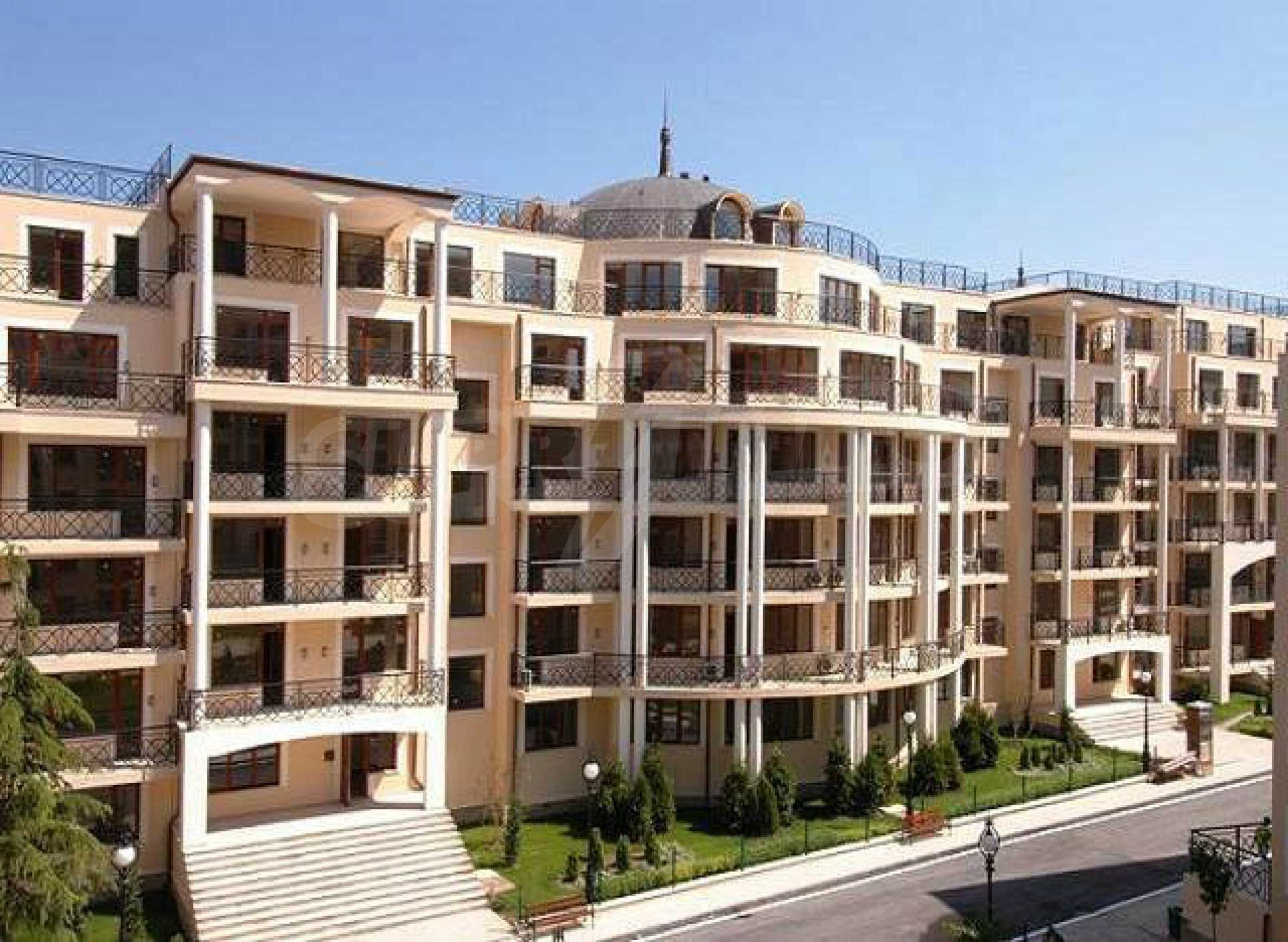 Apartment in Golden Sands 4