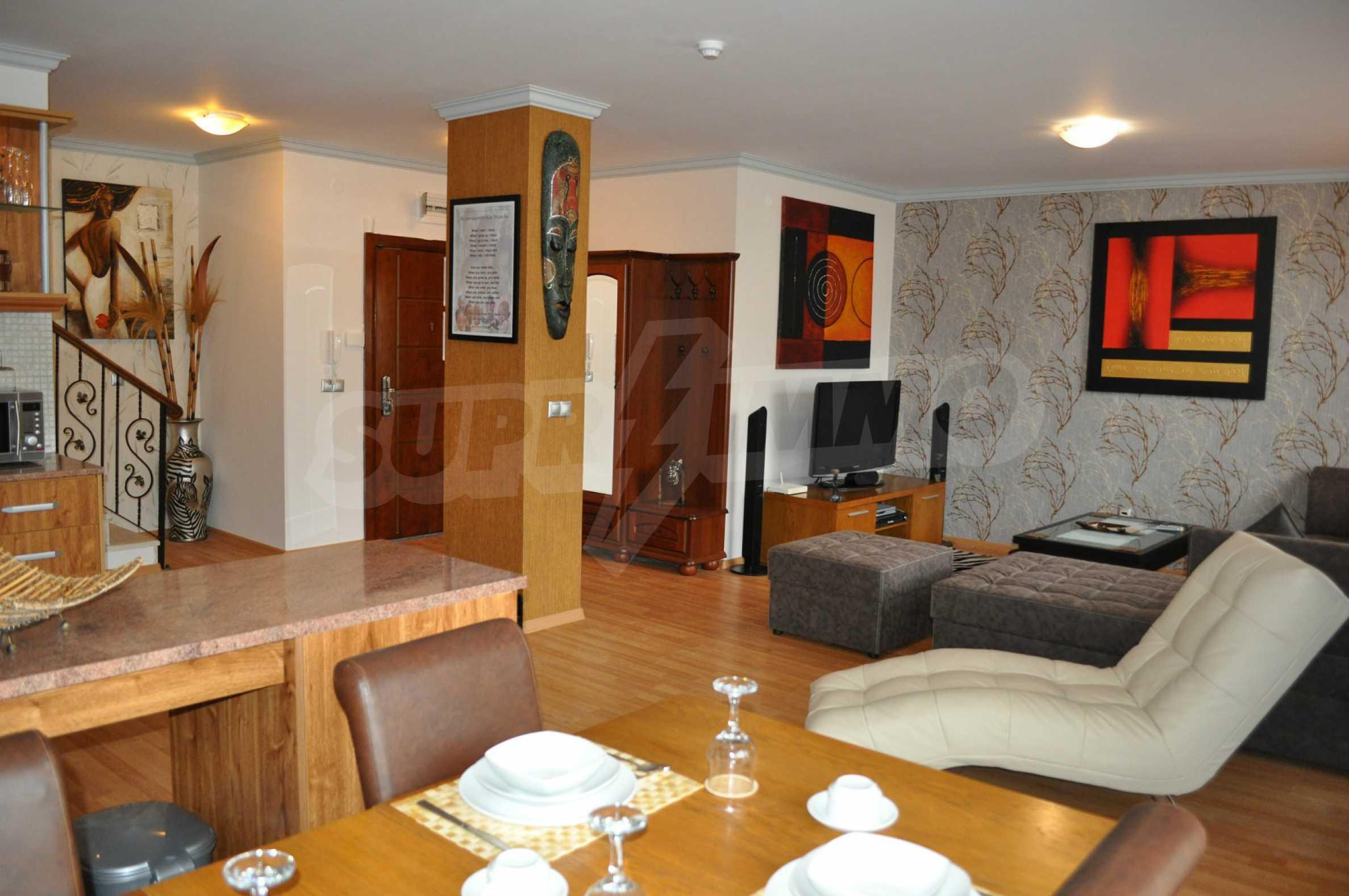 Apartment in Golden Sands 5