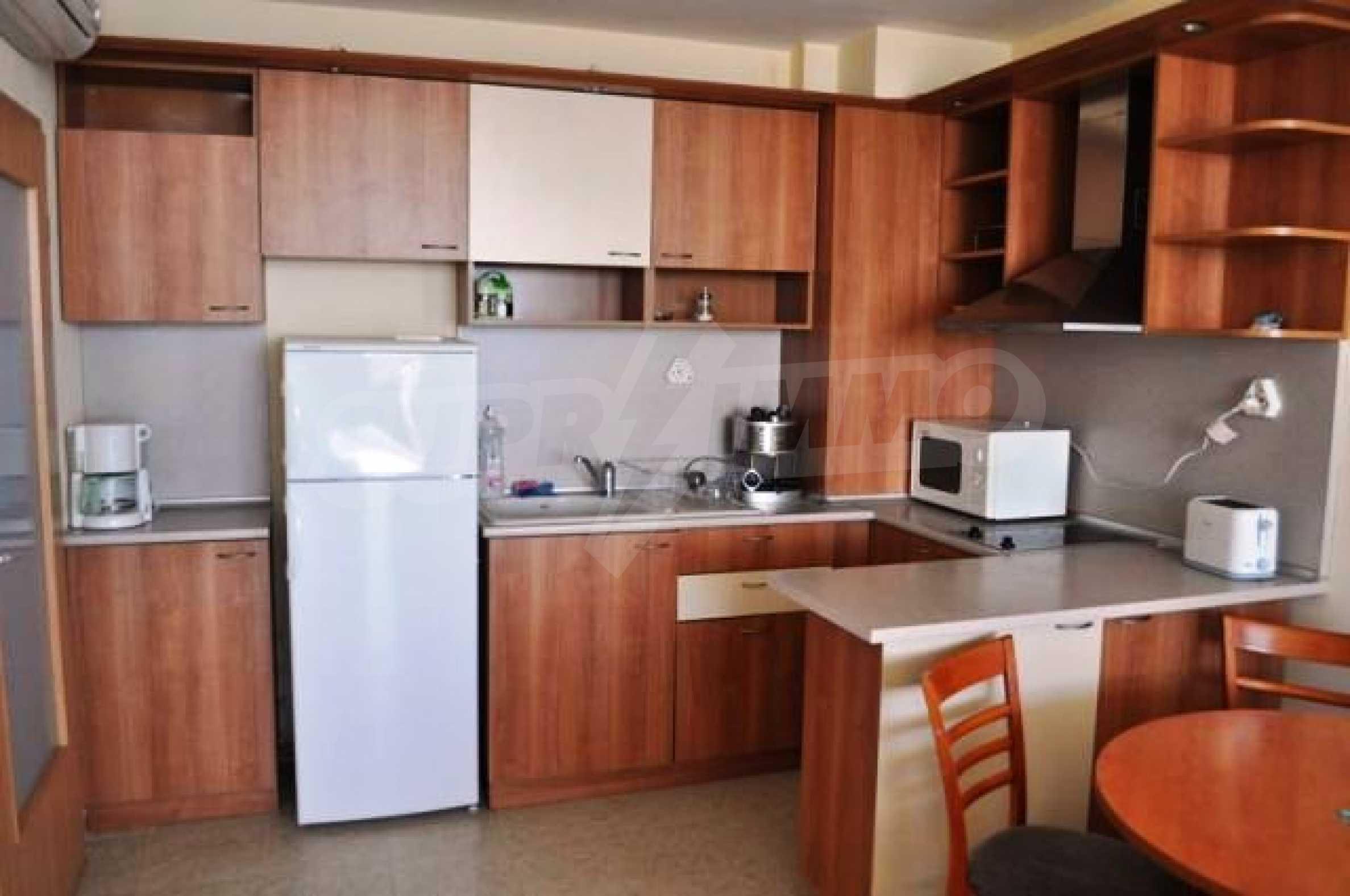 Апартаменти Кабакум Бийч 9