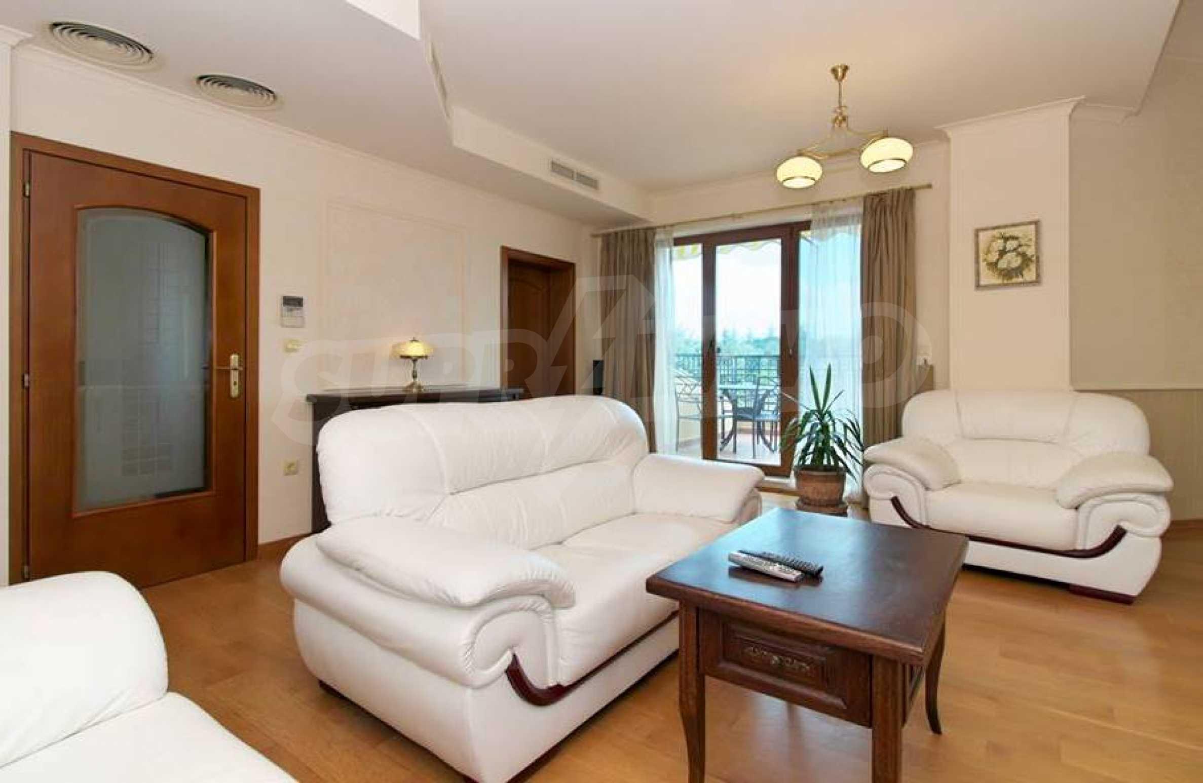 Апартамент Салтанат - комфортен имот в сърцето на Морската градина 4