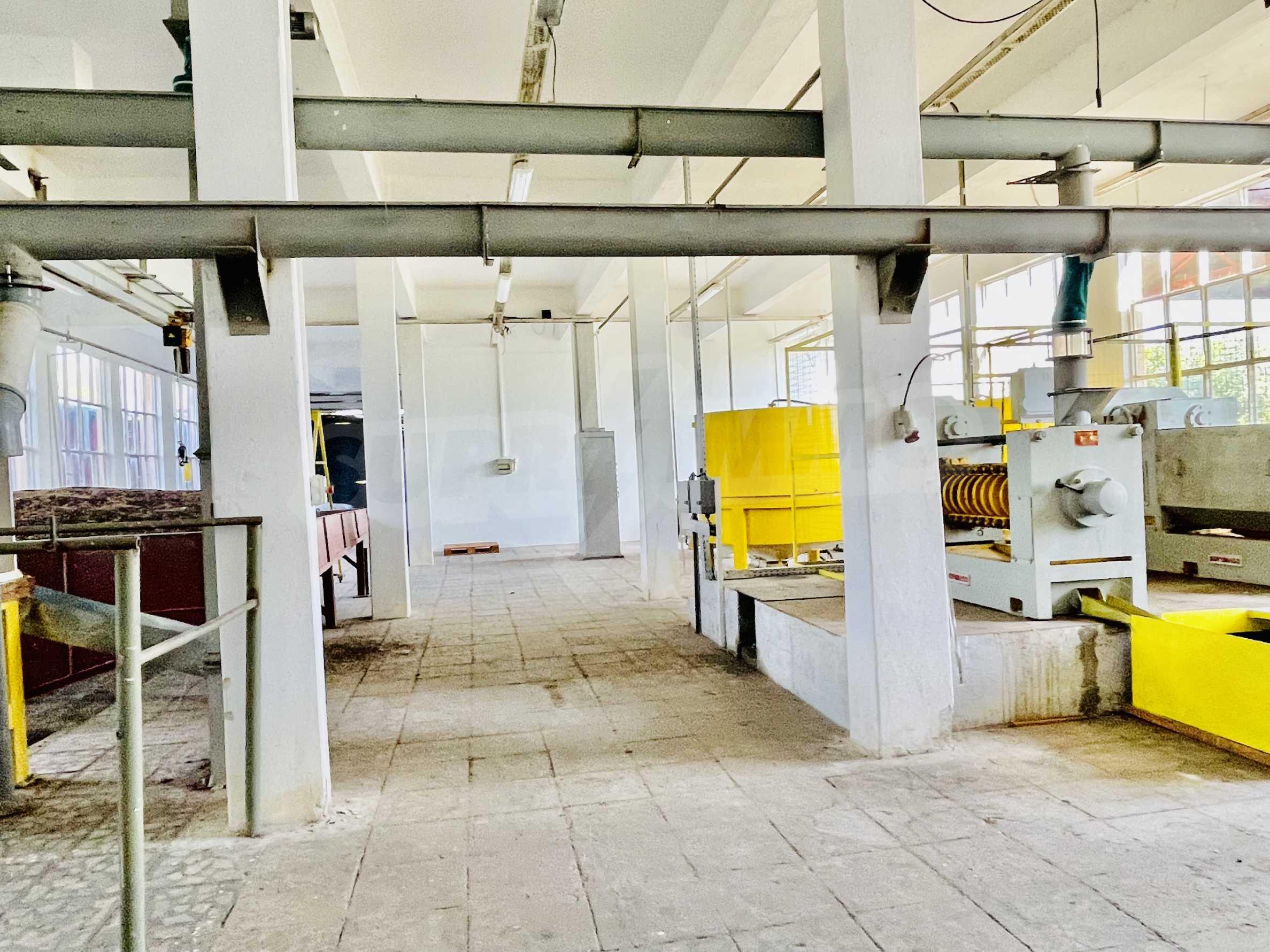 Fabrik in der Nähe von Veliko Tarnovo 15