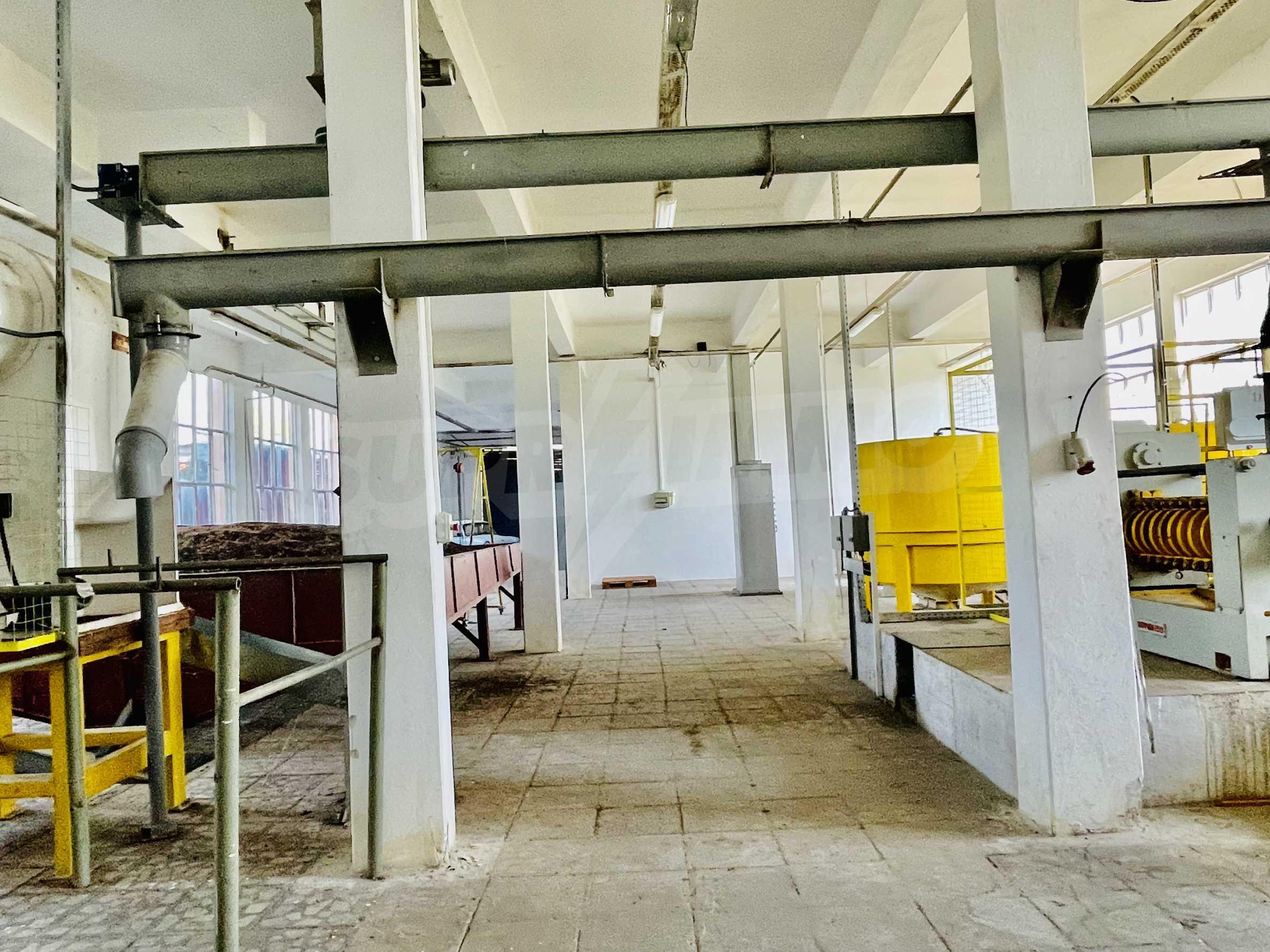 Fabrik in der Nähe von Veliko Tarnovo 16