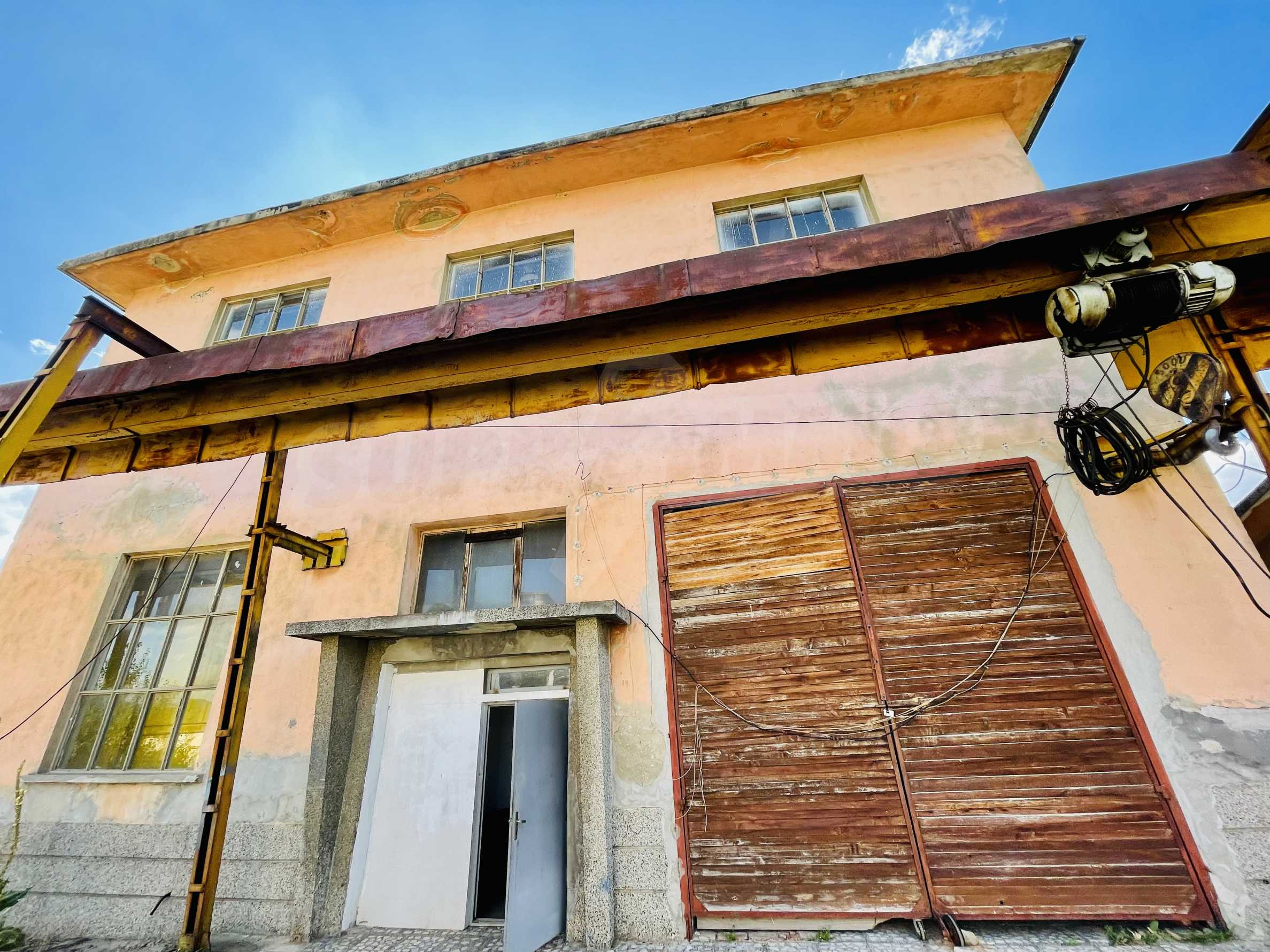Fabrik in der Nähe von Veliko Tarnovo 6