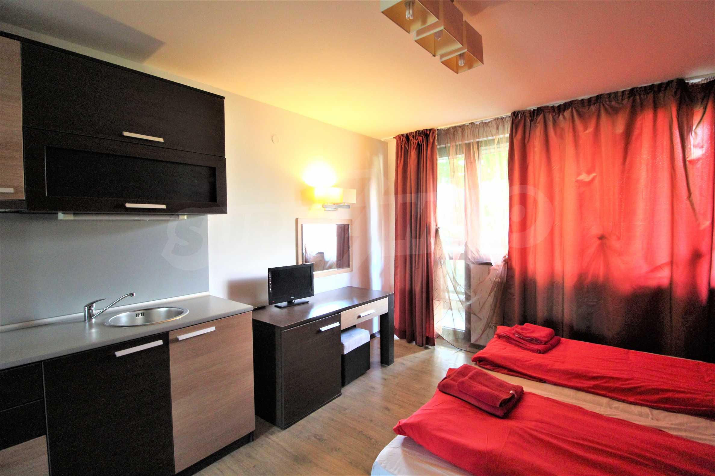 Обзаведен едностаен апартамент близо до Банско 1