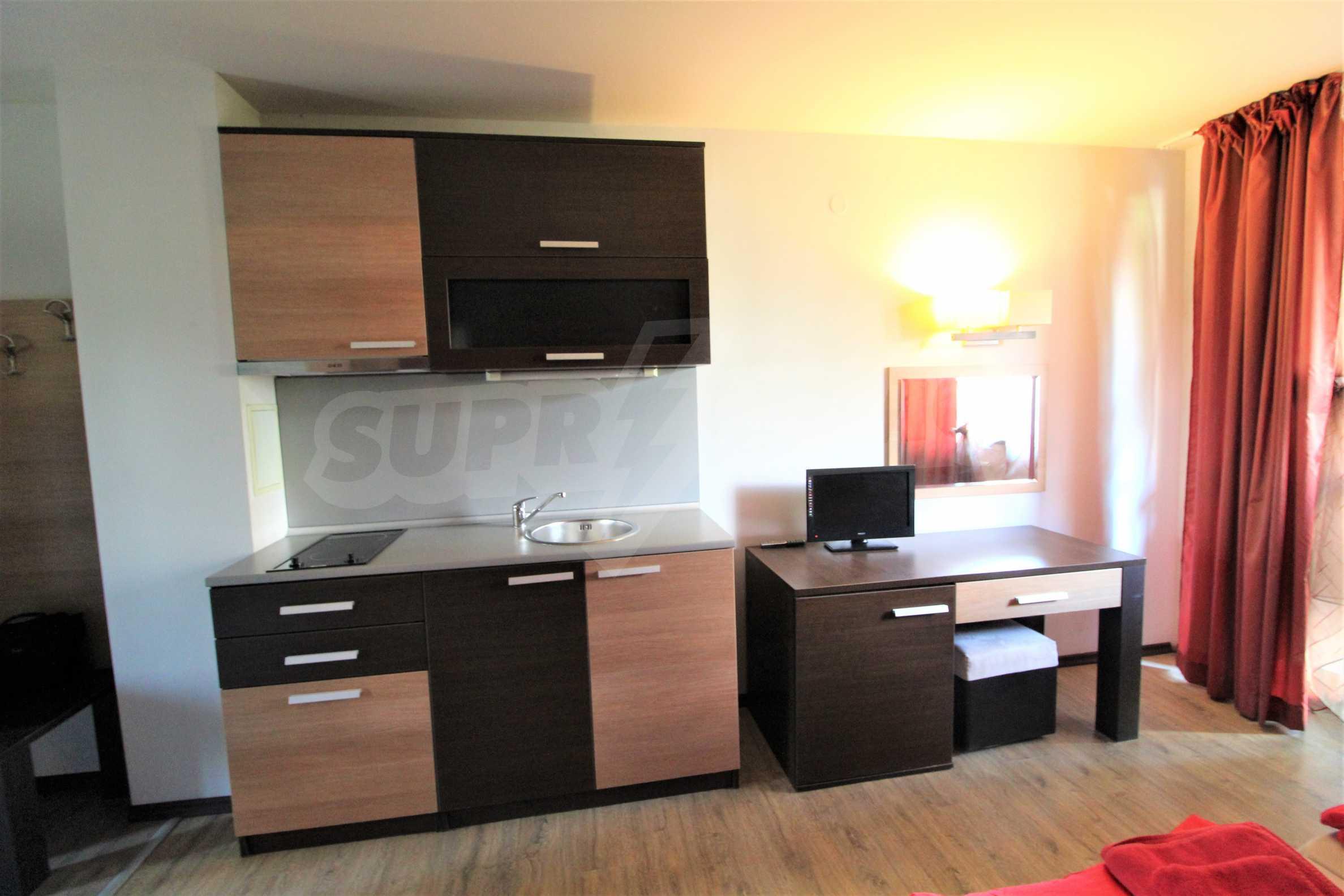 Обзаведен едностаен апартамент близо до Банско 2