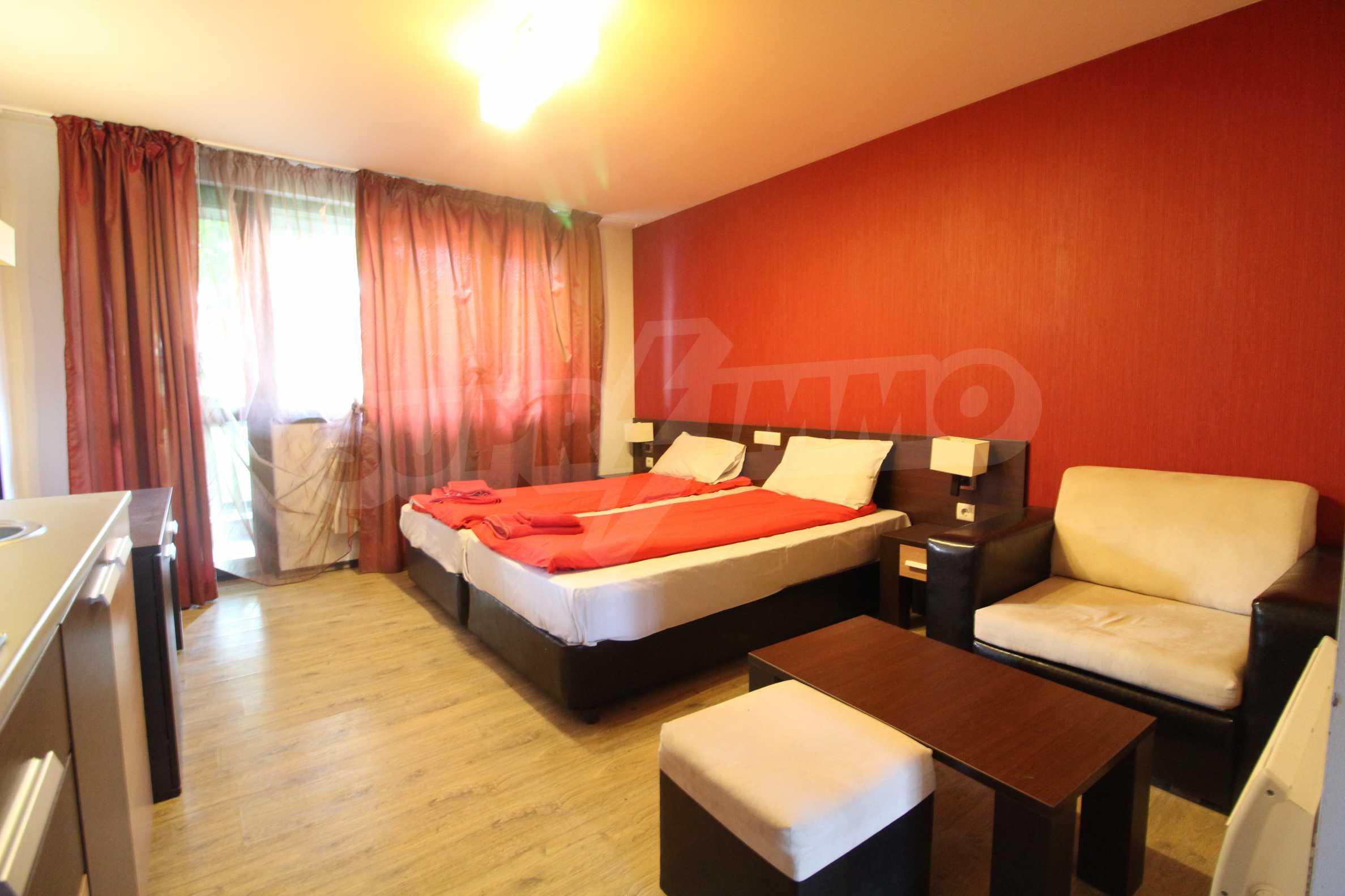 Обзаведен едностаен апартамент близо до Банско 3