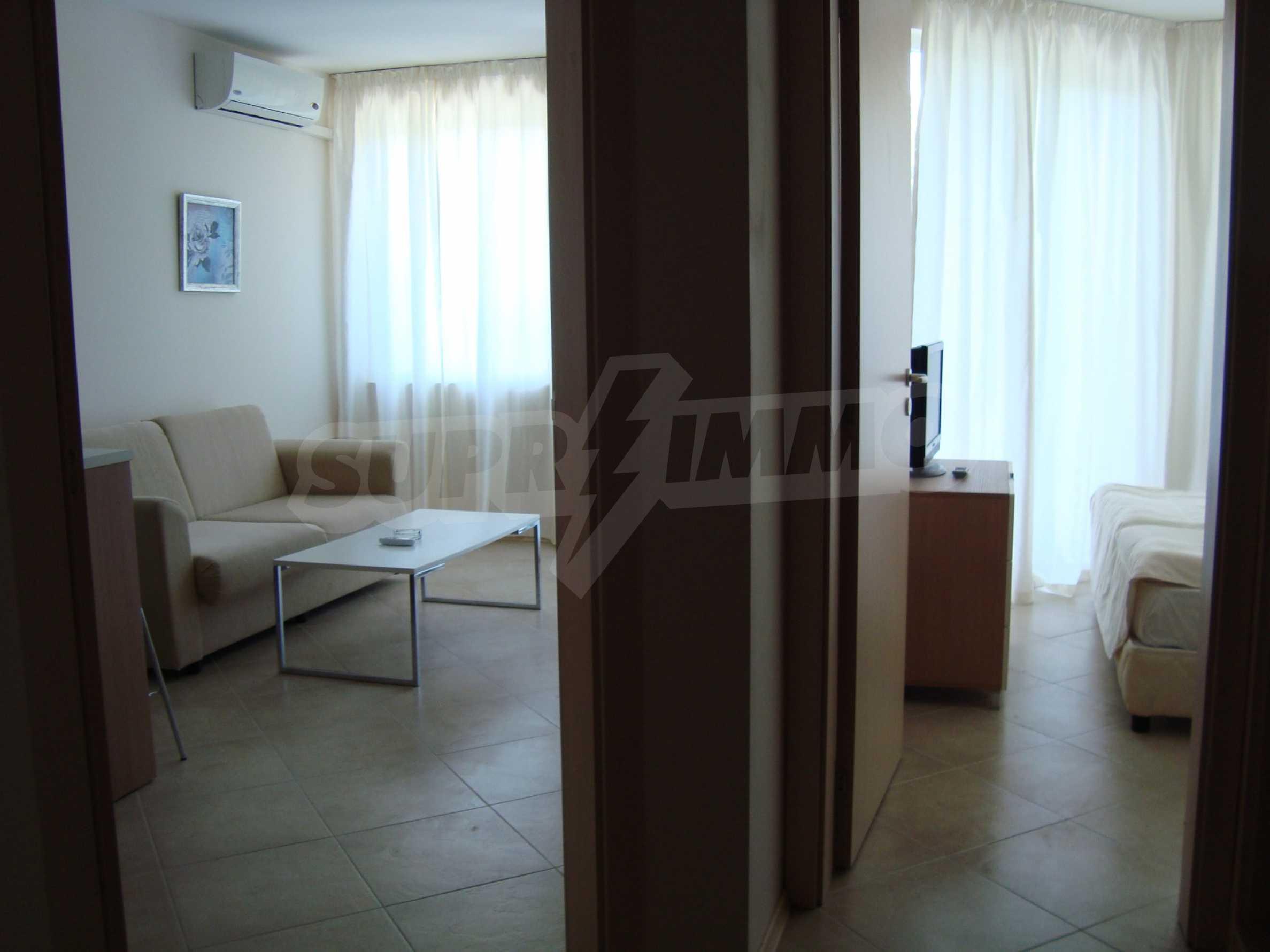 Apartment mit einem Schlafzimmer im Emberli-Komplex in Lozenets 3