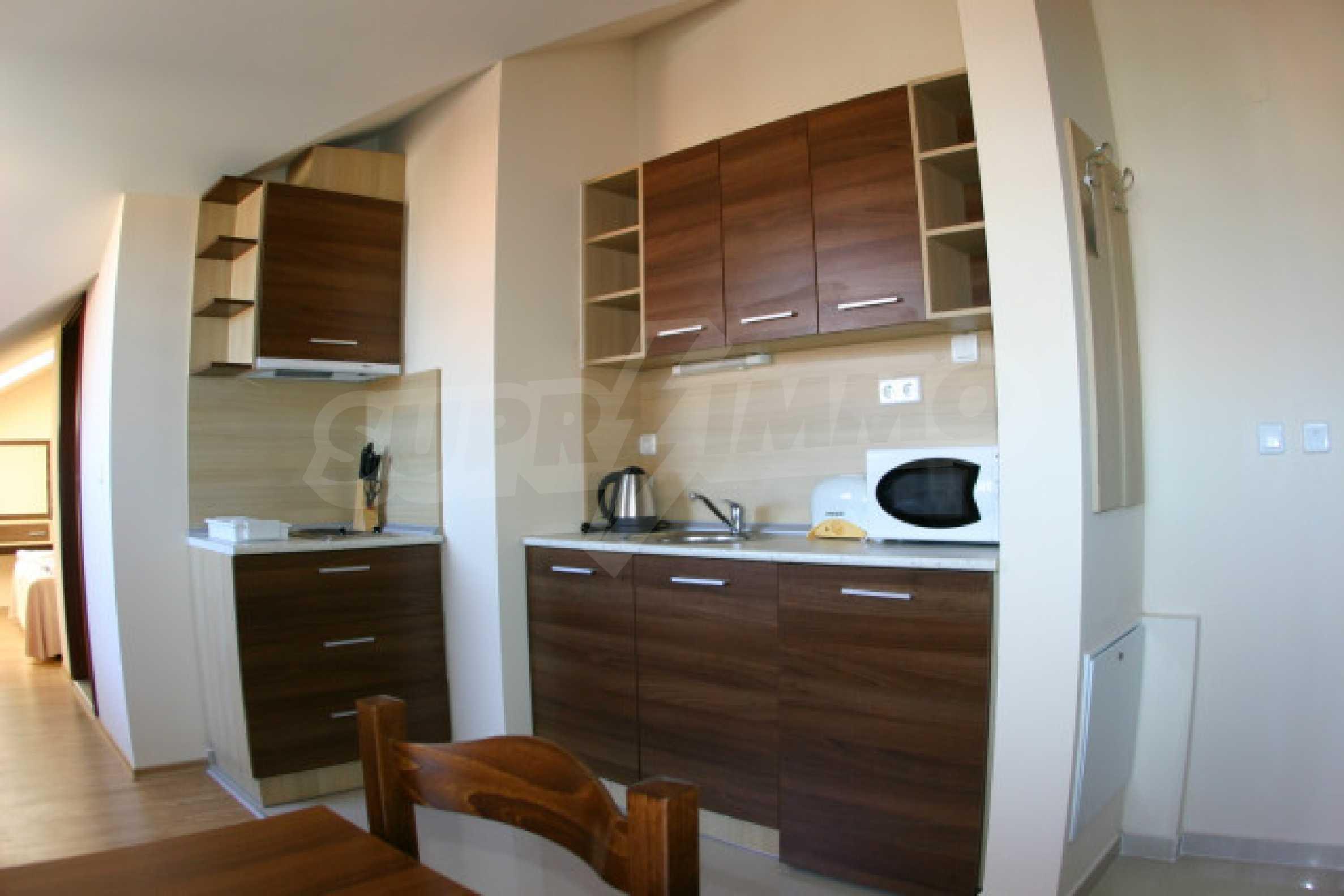 1 Bedroom Penthouse In Belmont Complex