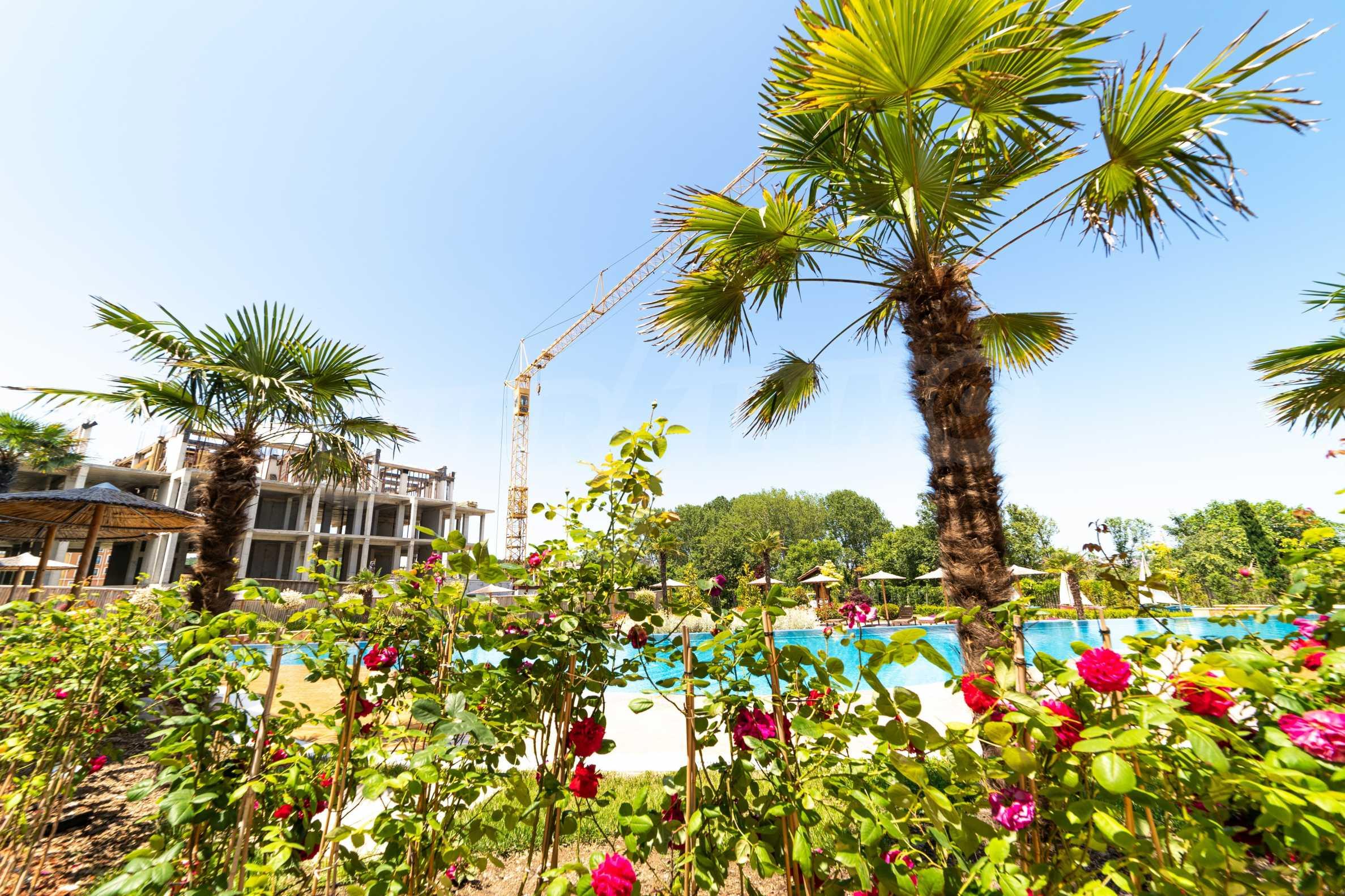 New 1-bedroom apartment in a coastal complex by the Kavatsite Beach (Sozopol) 12