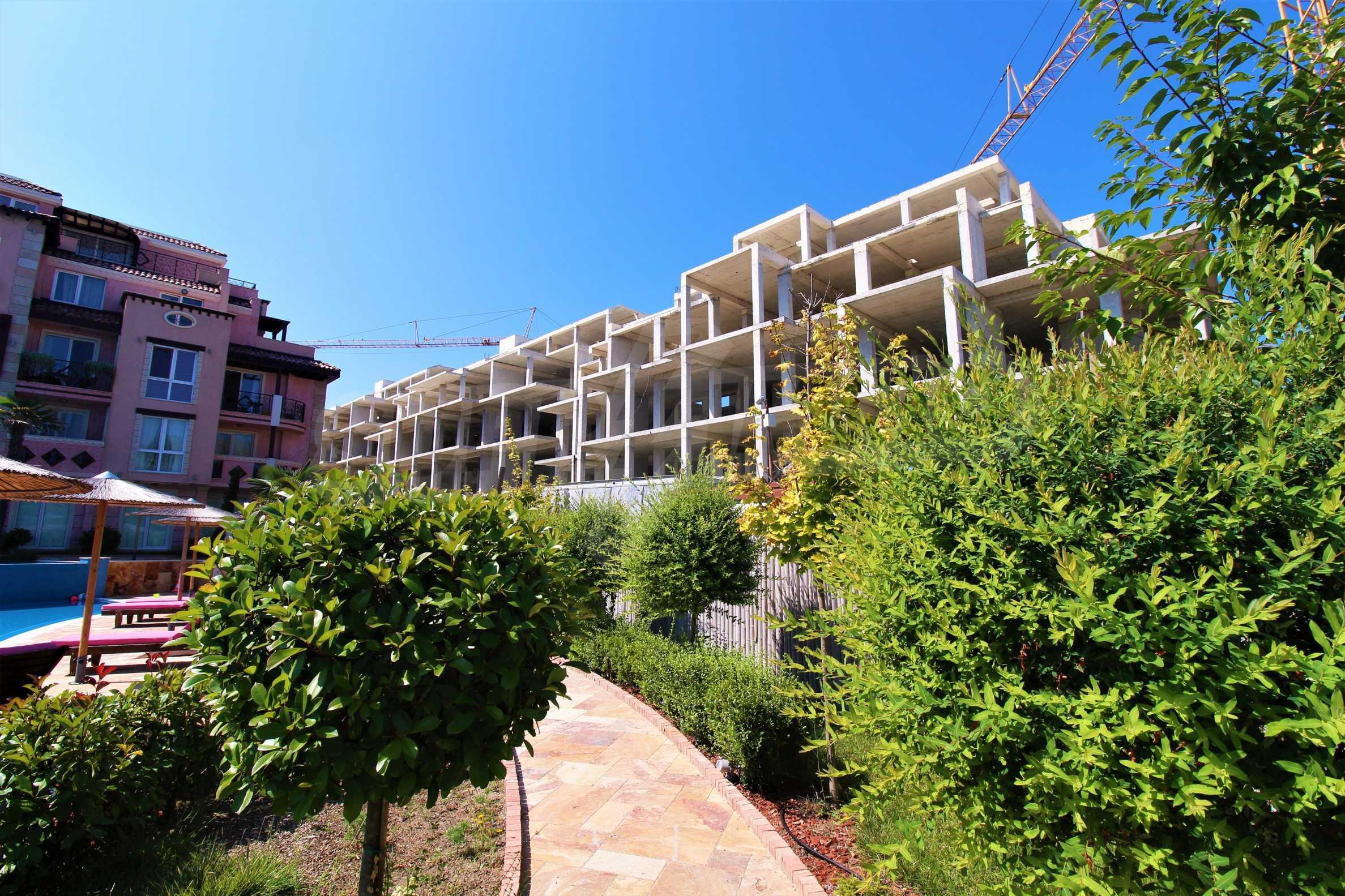New 1-bedroom apartment in a coastal complex by the Kavatsite Beach (Sozopol) 14
