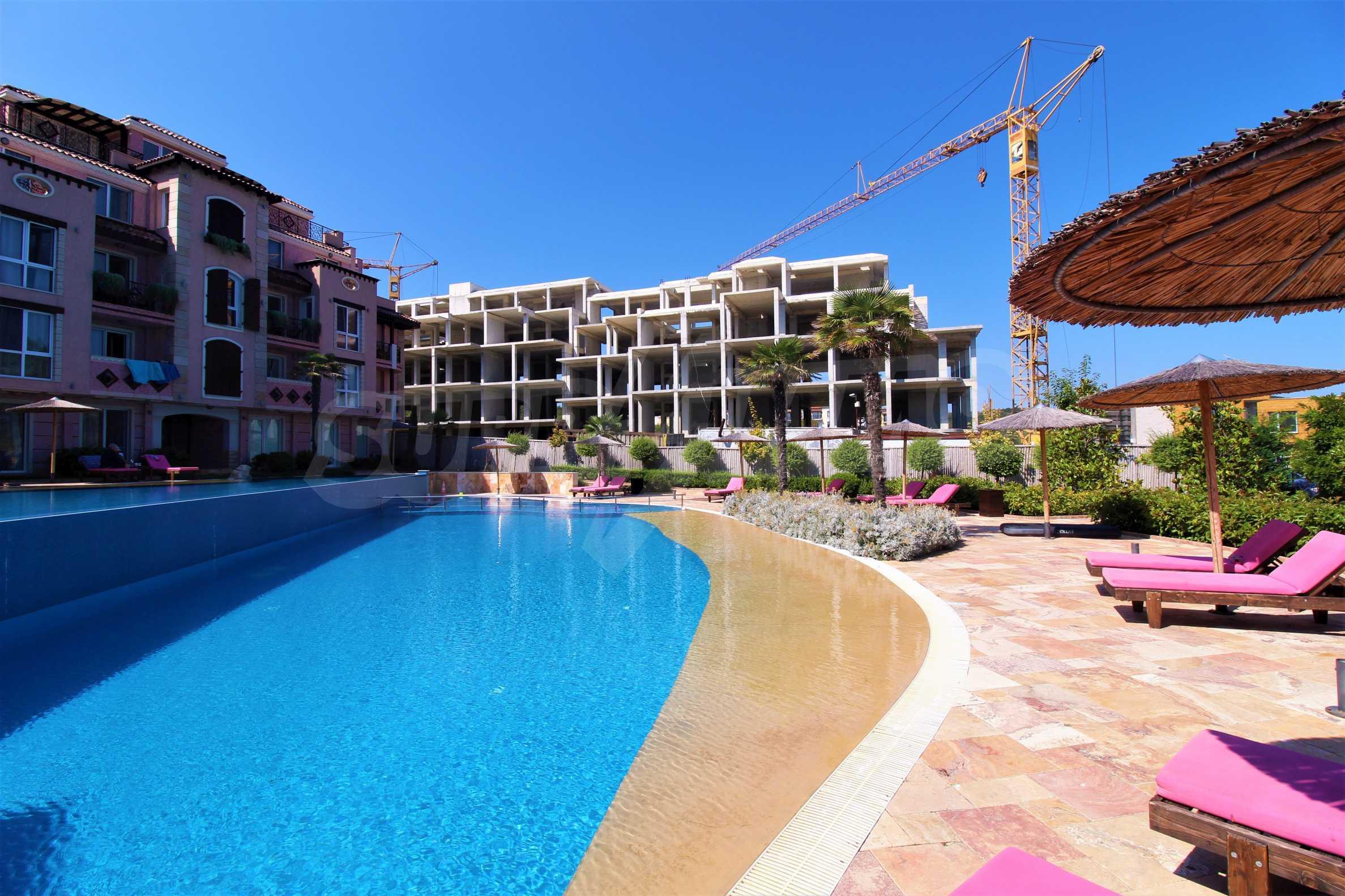 New 1-bedroom apartment in a coastal complex by the Kavatsite Beach (Sozopol) 15