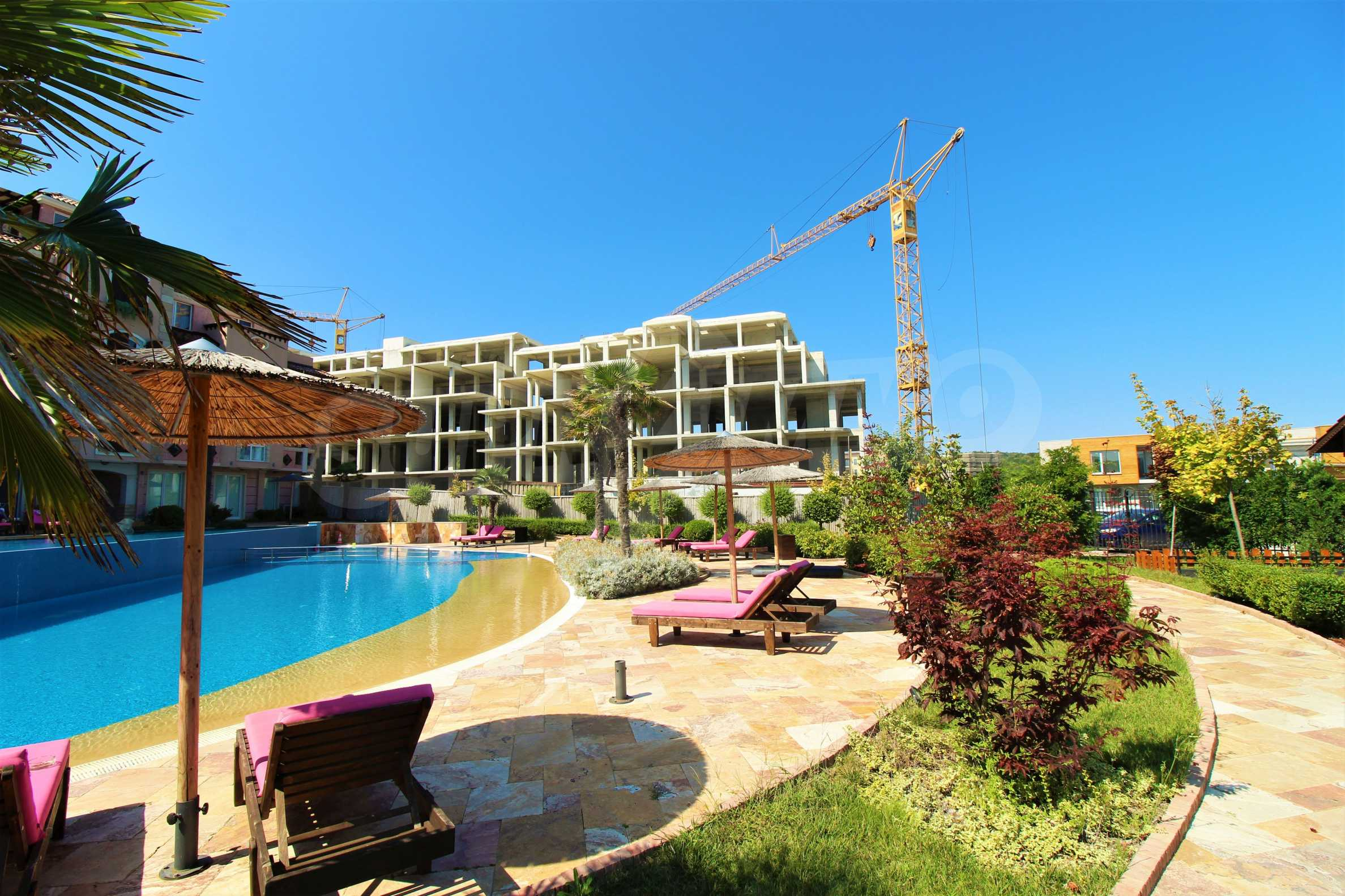 New 1-bedroom apartment in a coastal complex by the Kavatsite Beach (Sozopol) 16