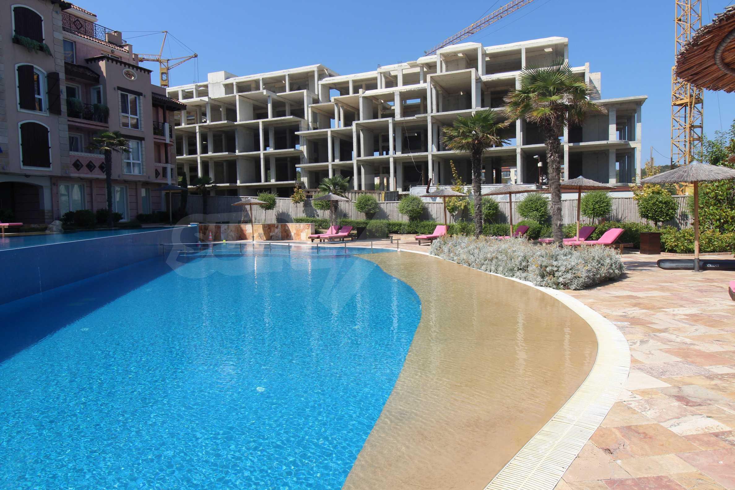 New 1-bedroom apartment in a coastal complex by the Kavatsite Beach (Sozopol) 19