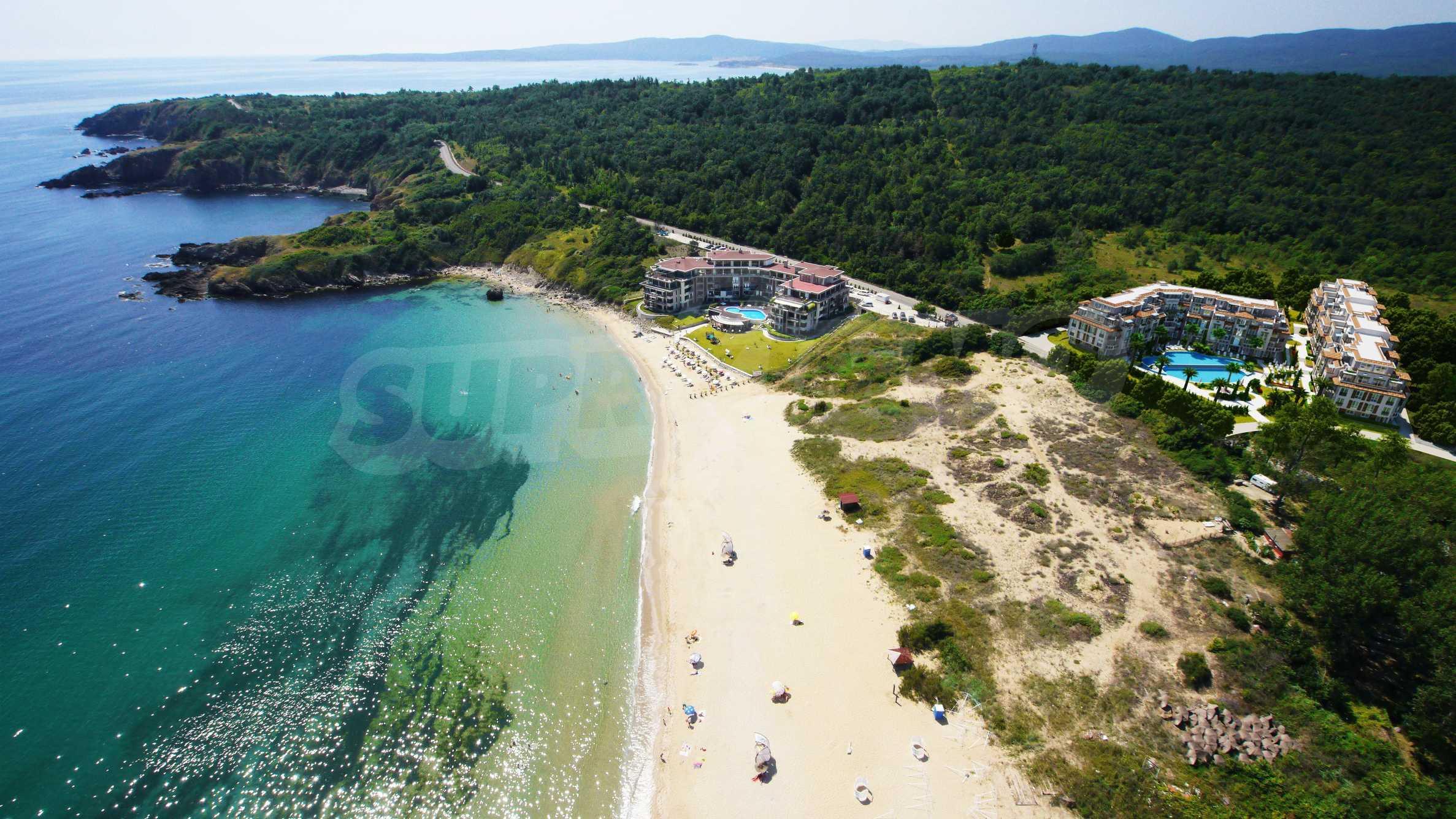 New 1-bedroom apartment in a coastal complex by the Kavatsite Beach (Sozopol) 2