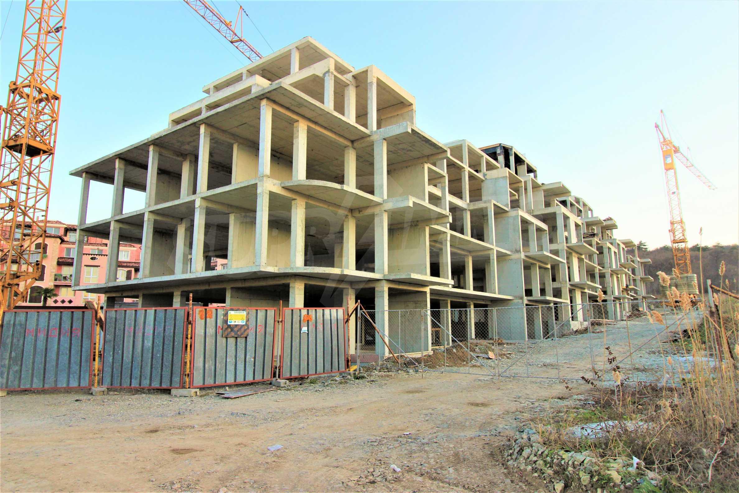 New 1-bedroom apartment in a coastal complex by the Kavatsite Beach (Sozopol) 20