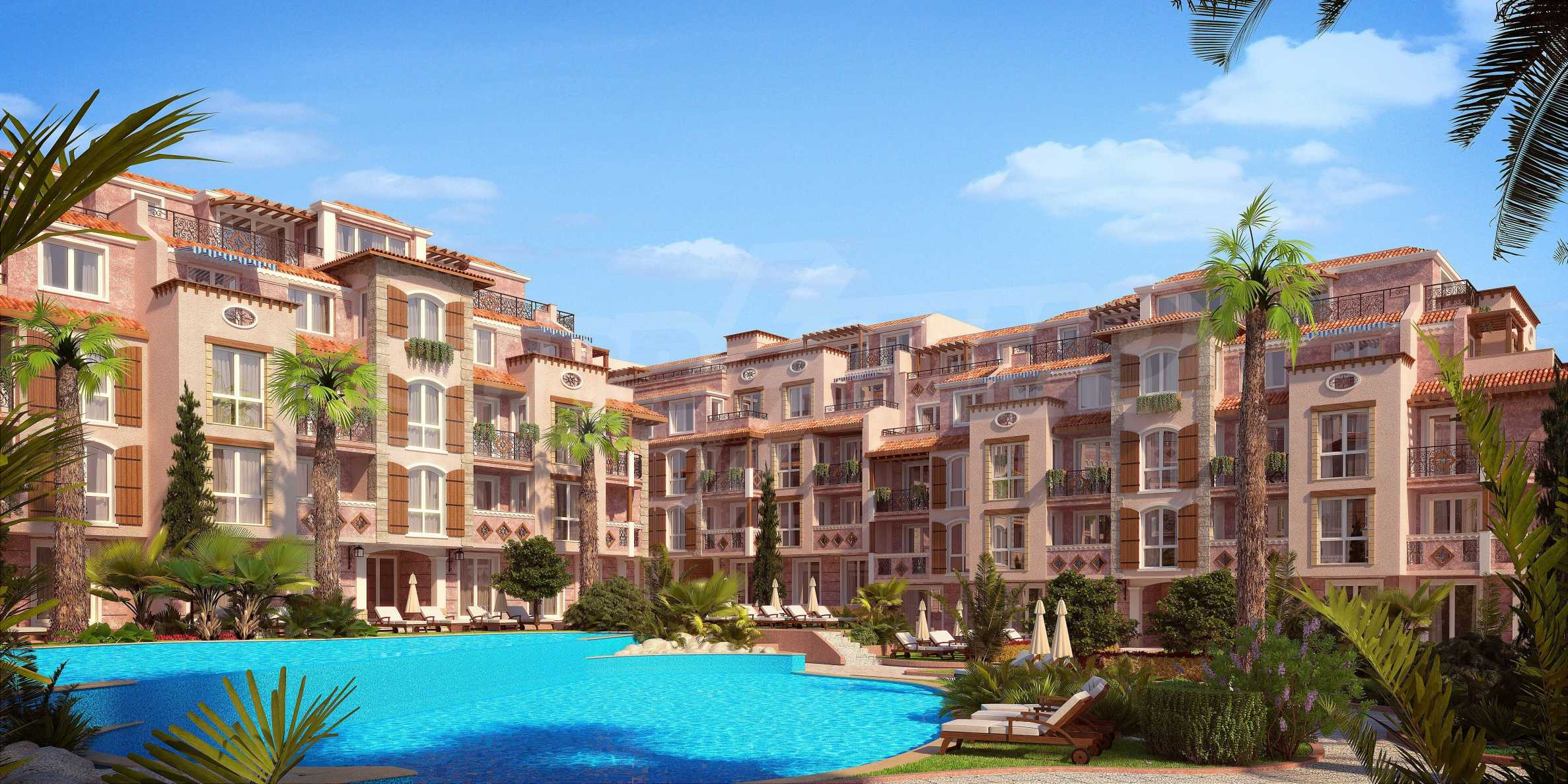 New 1-bedroom apartment in a coastal complex by the Kavatsite Beach (Sozopol) 23