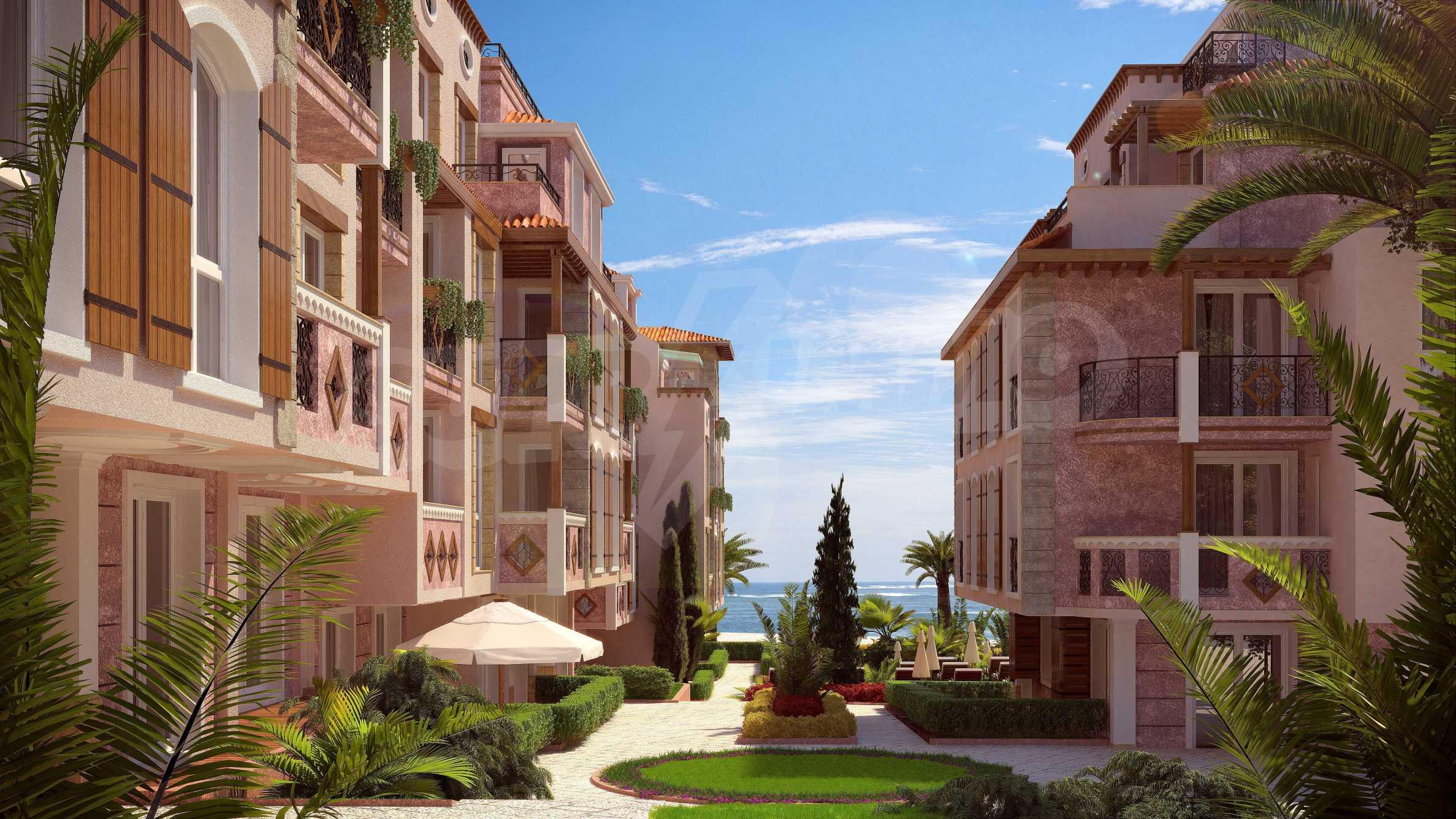 New 1-bedroom apartment in a coastal complex by the Kavatsite Beach (Sozopol) 25