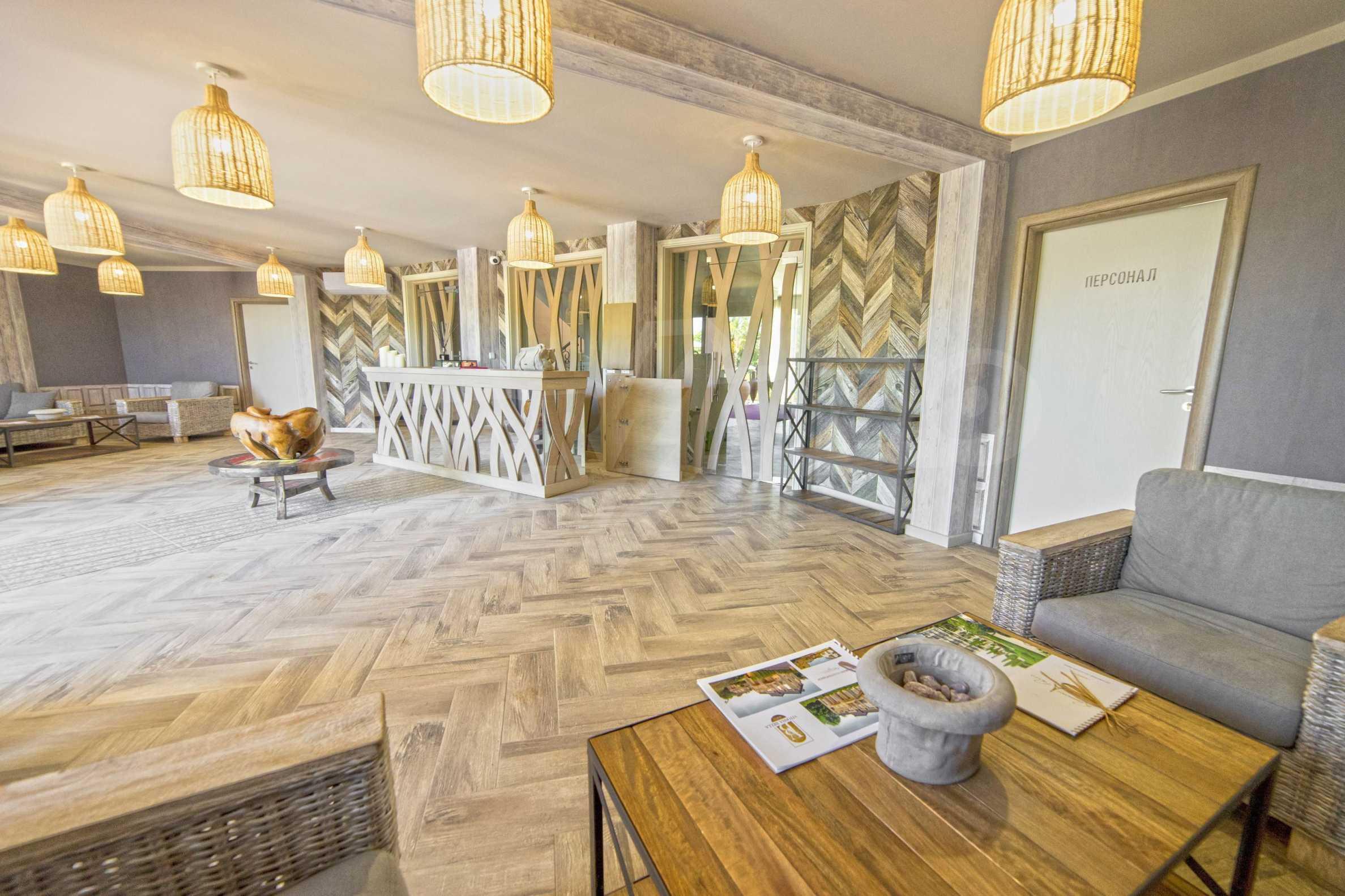 New 1-bedroom apartment in a coastal complex by the Kavatsite Beach (Sozopol) 26