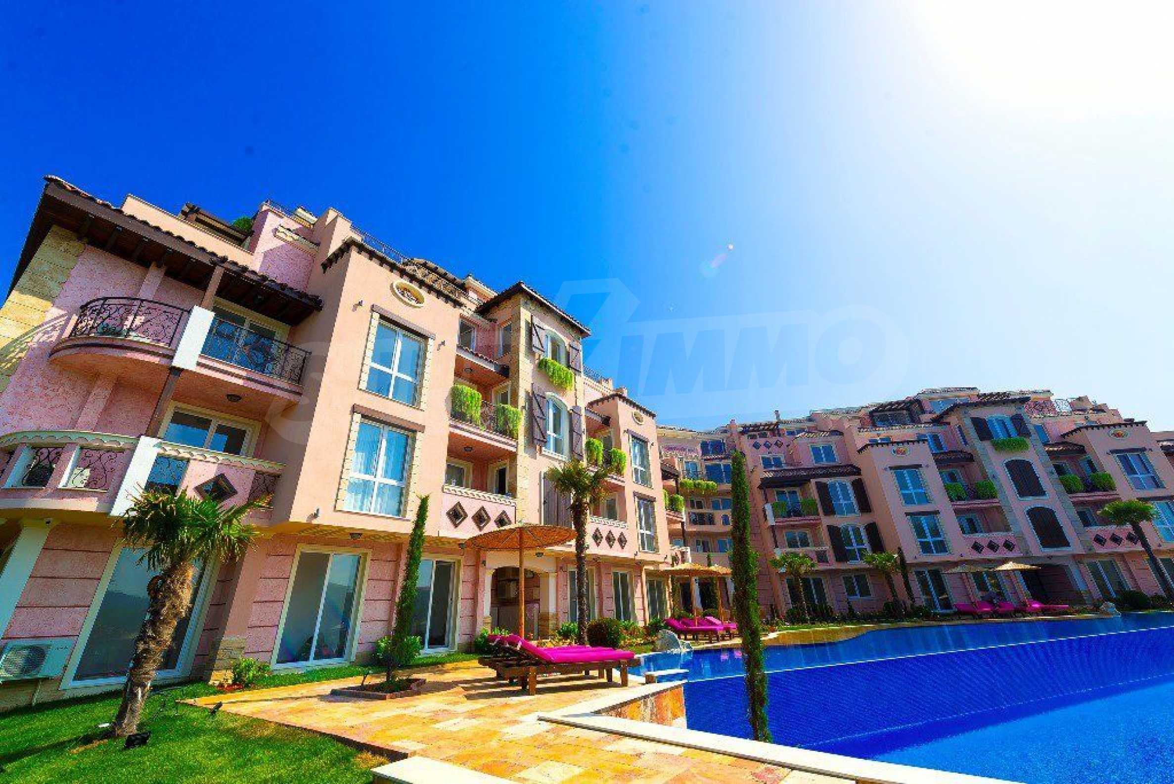 New 1-bedroom apartment in a coastal complex by the Kavatsite Beach (Sozopol) 4