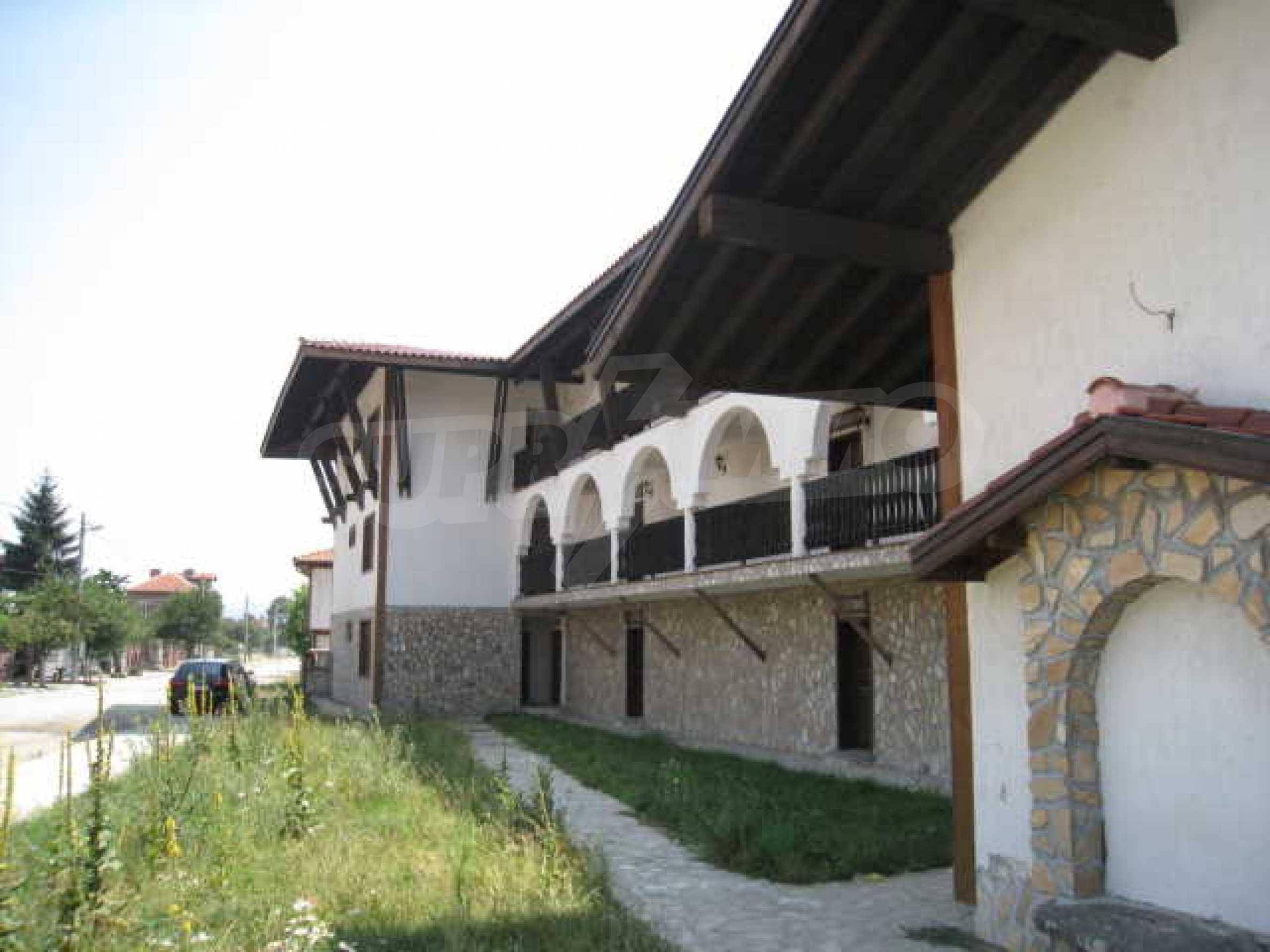 Сграда до Air Sofia Golf Club 1