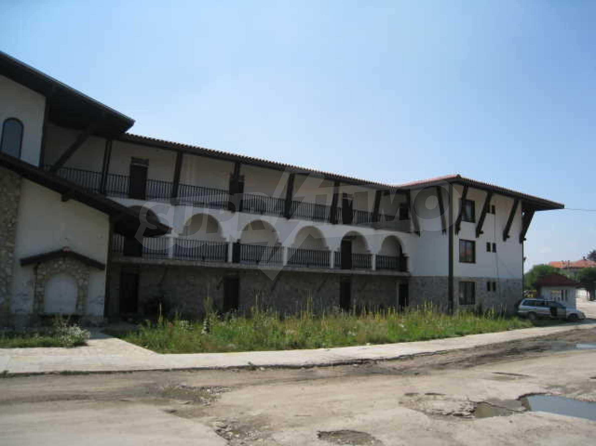 Сграда до Air Sofia Golf Club 3