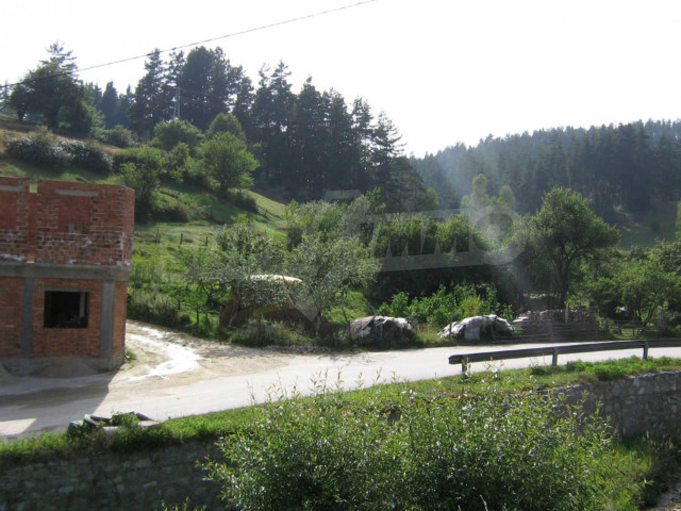 Урегулиран парцел в град-музей Копривщица 1