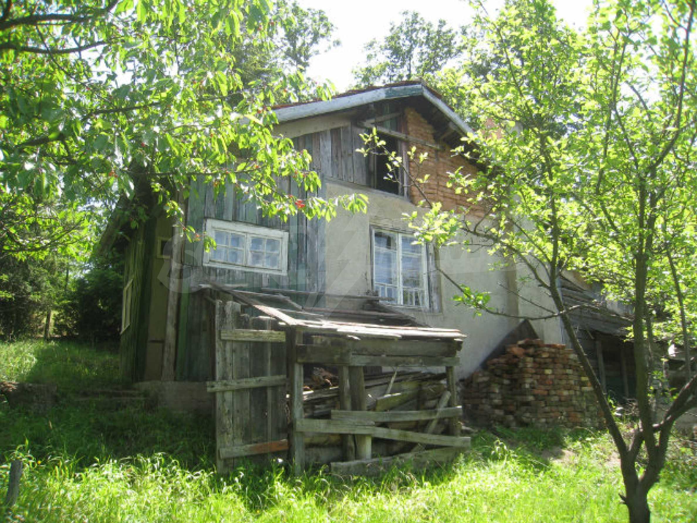 Plot for sale in villa area of Svoge 12