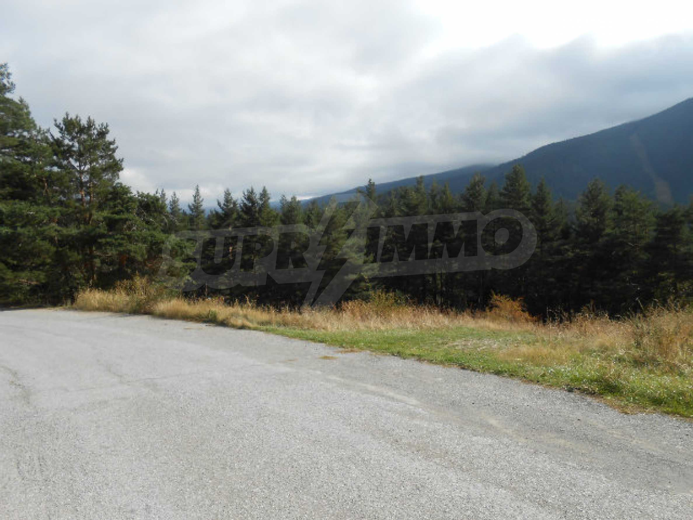 Regulated plot with project and potential in ski resort near Sapareva Banya 9
