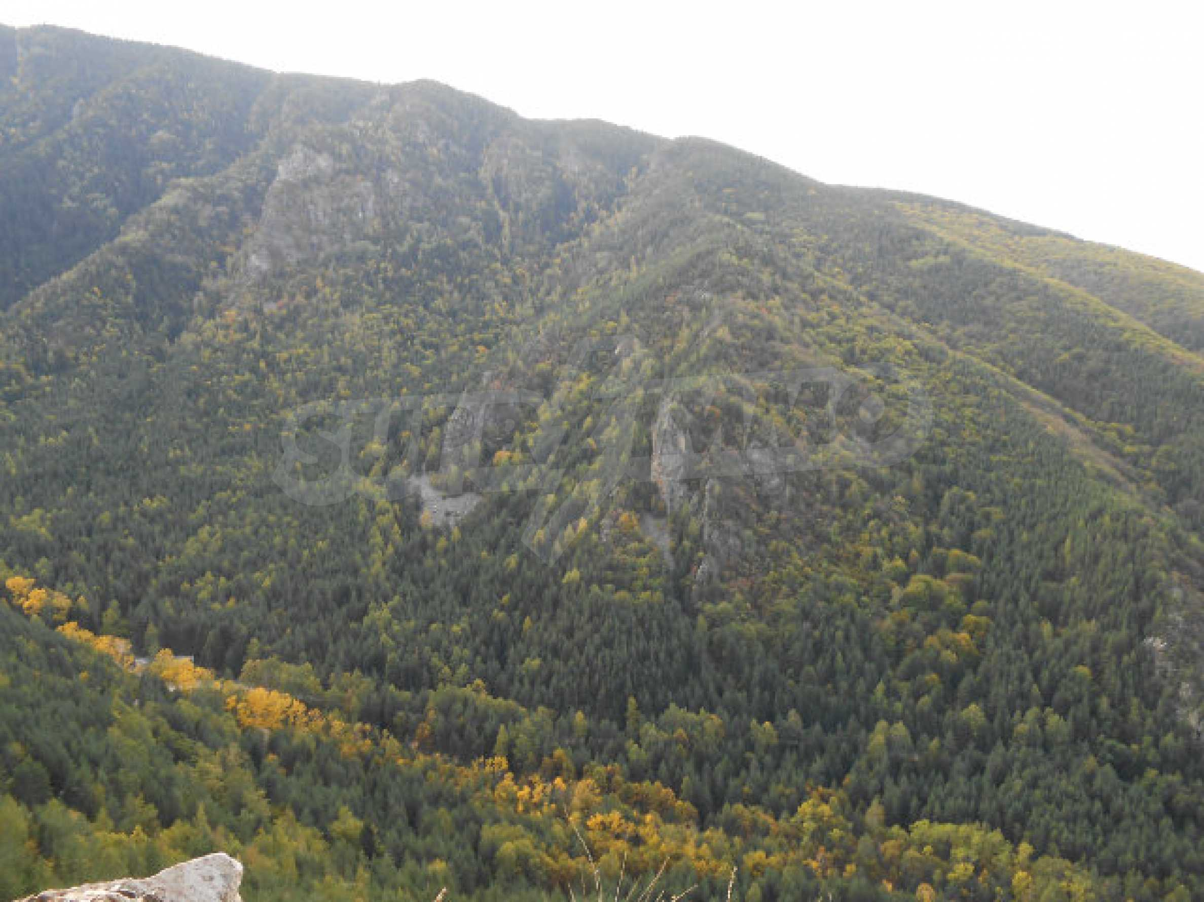 Regulated plot with project and potential in ski resort near Sapareva Banya 3