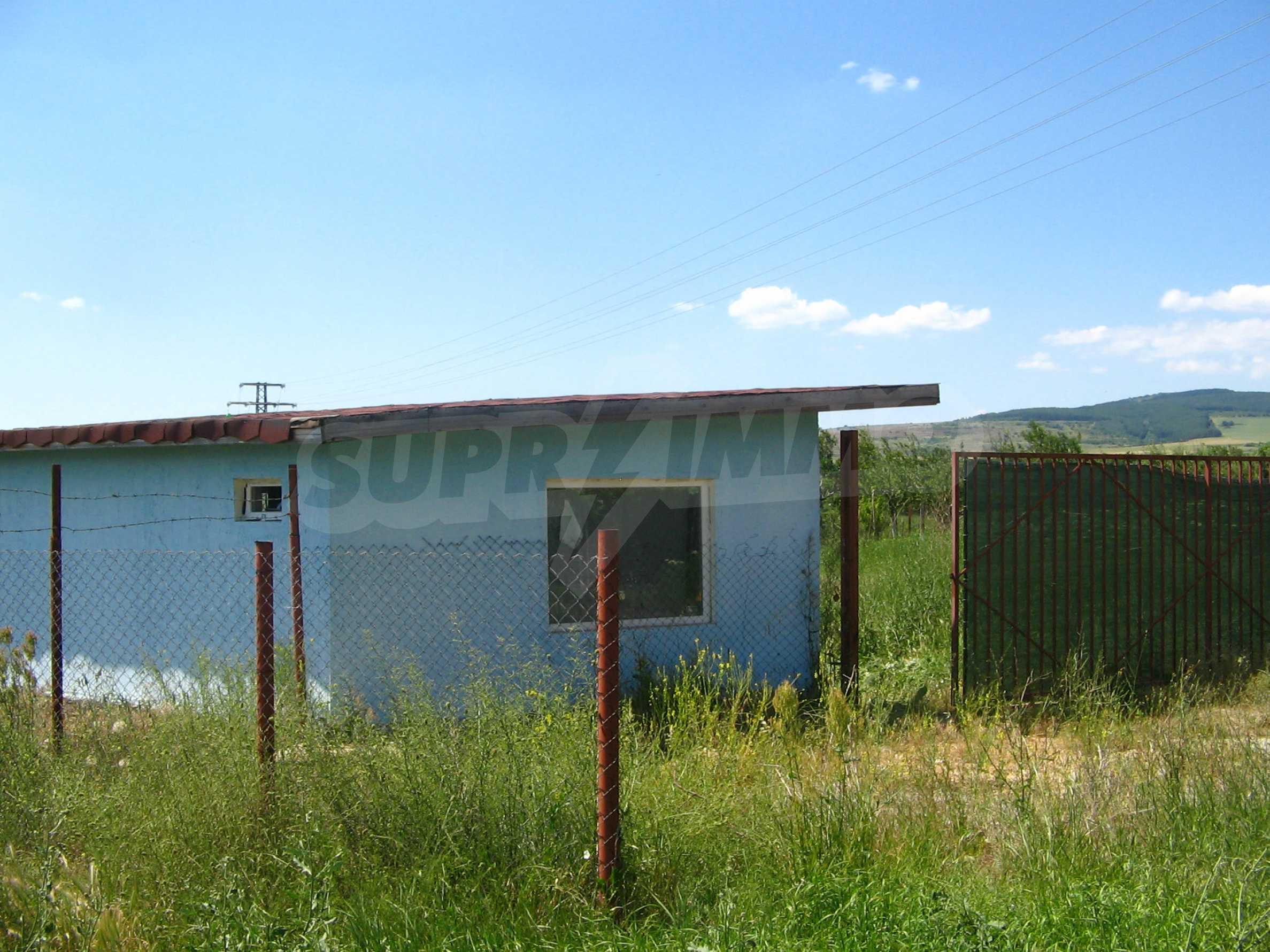 Grundstück mit Genehmigung zur Abfüllung von Quellwasser 9
